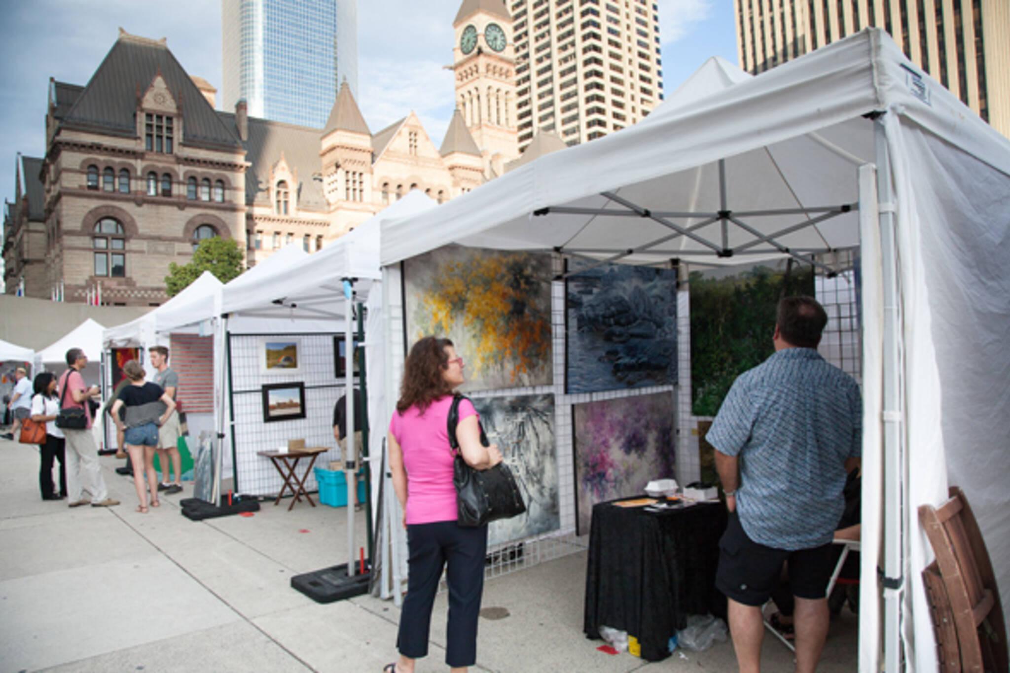Outdoor Art Fairs Toronto