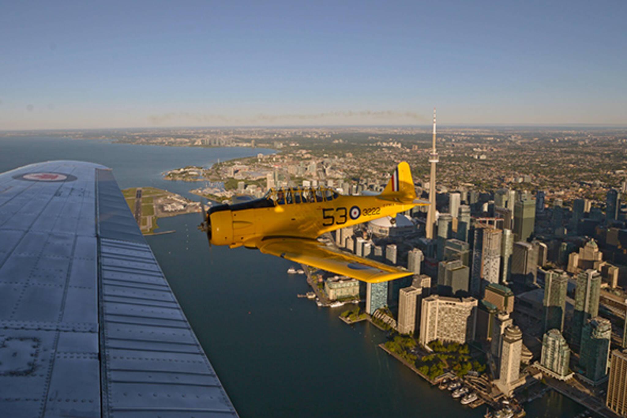 Canadian International Air Show 2016