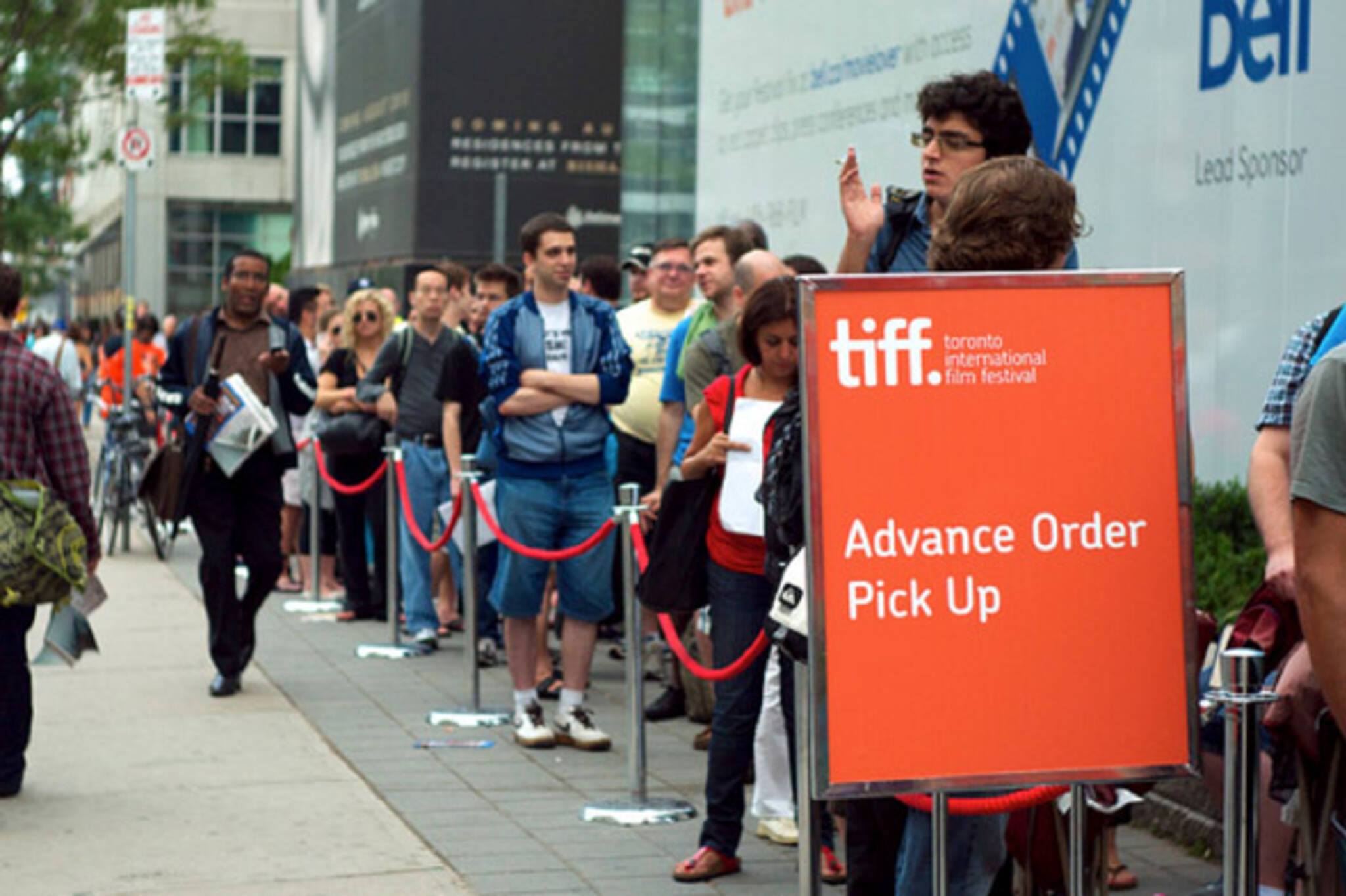 TIFF line ups