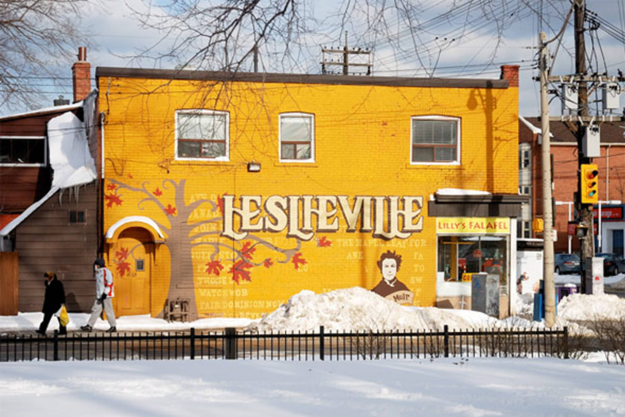 leslieville big box rejected