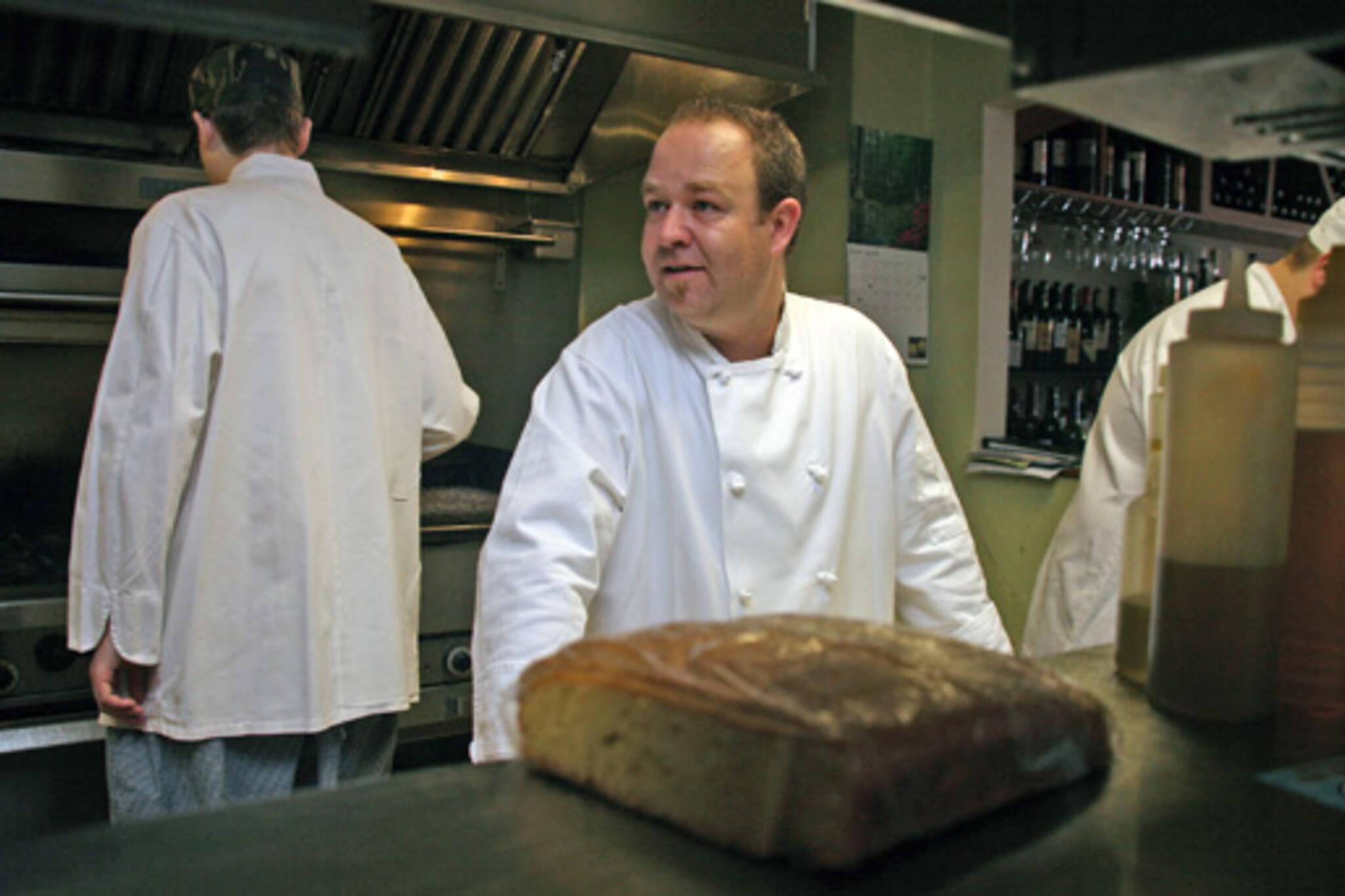 Chef Rocco Agostino