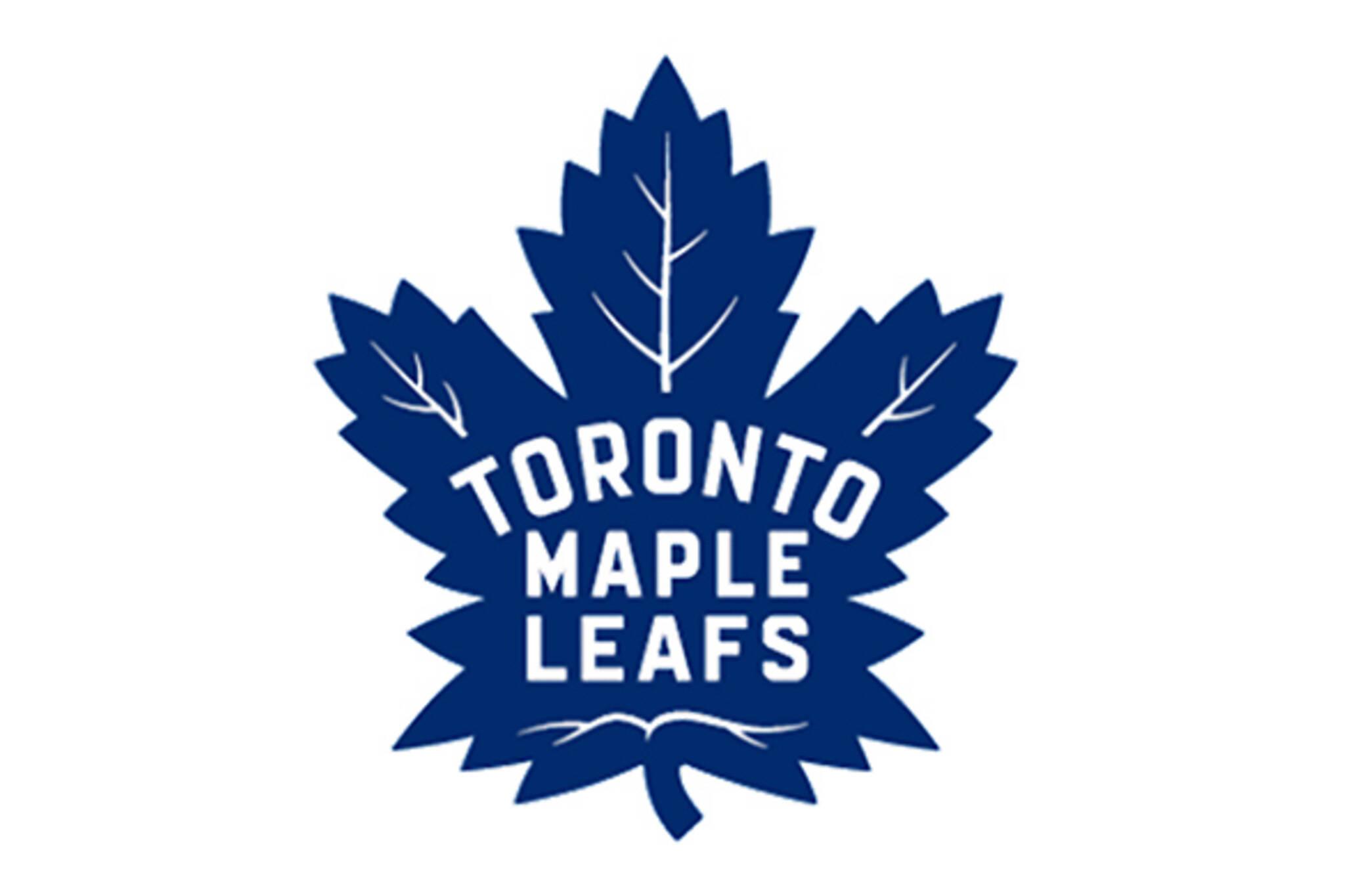 New Toronto Maple Leafs logo