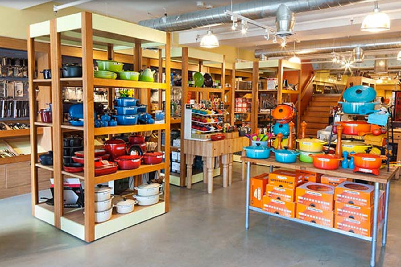 The best kitchen supply stores in toronto for Shopping for home