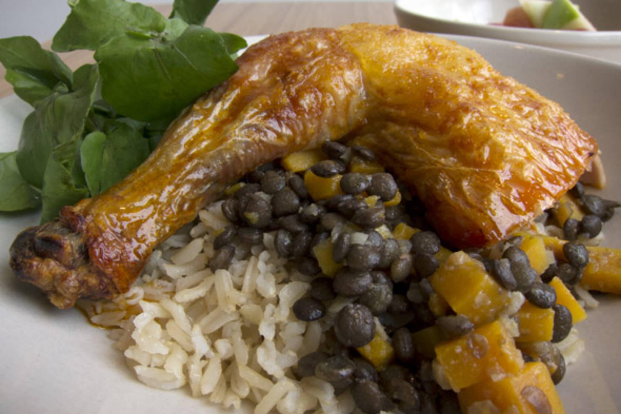Roast Chicken Toronto