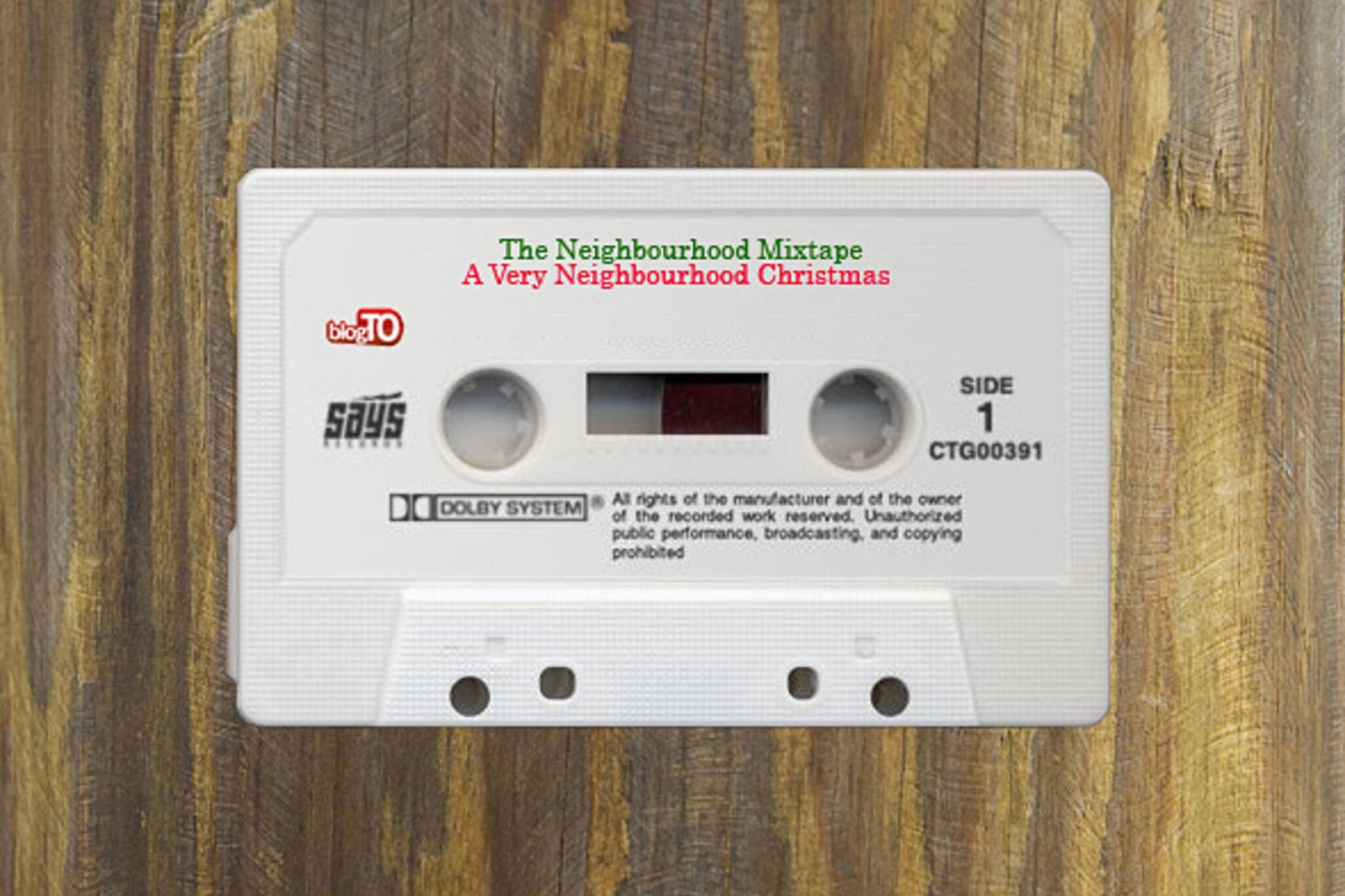 Neighbourhood Mixtape