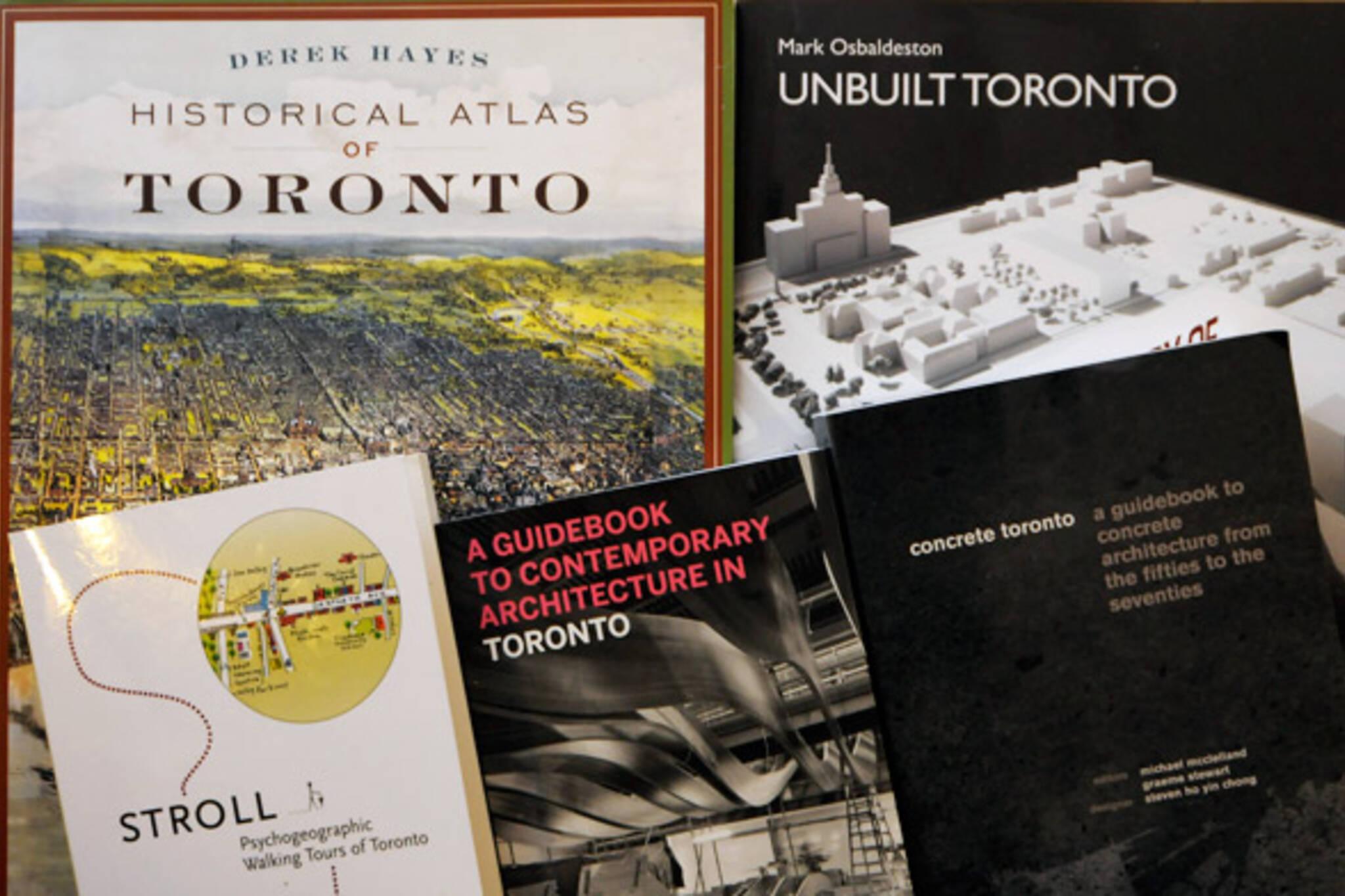 top ten books toronto