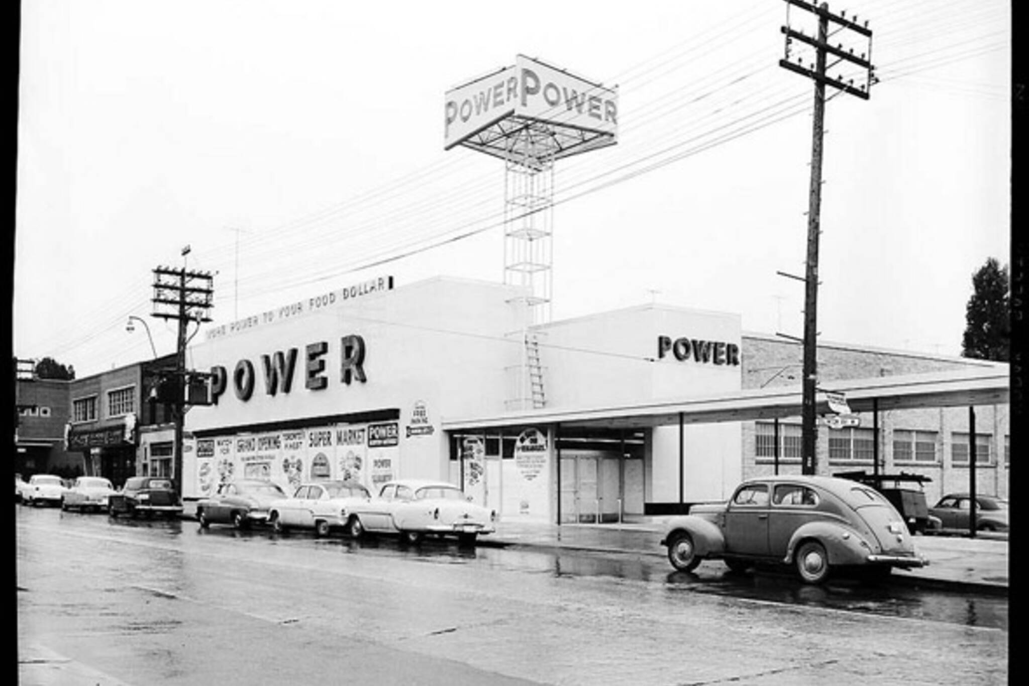 Vintage Toronto Grocery Stores