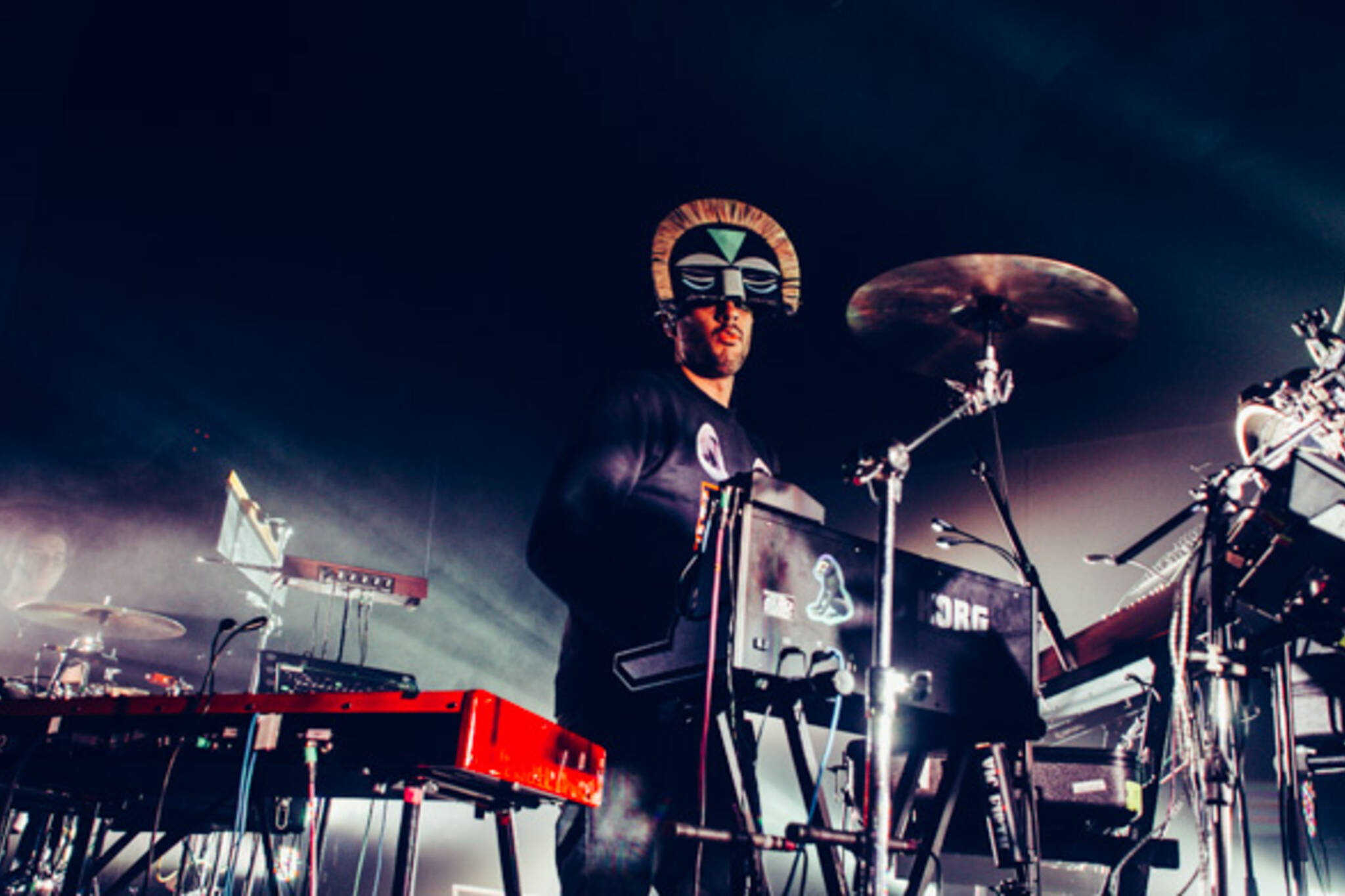 Sbtrkt Saves Face At The Danforth Music Hall