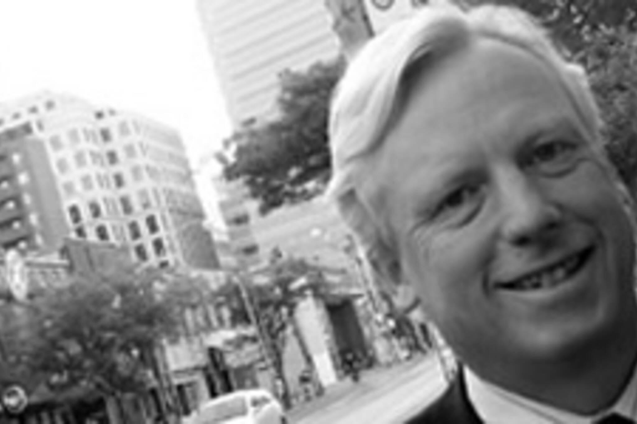 Toronto Mayor David Miller