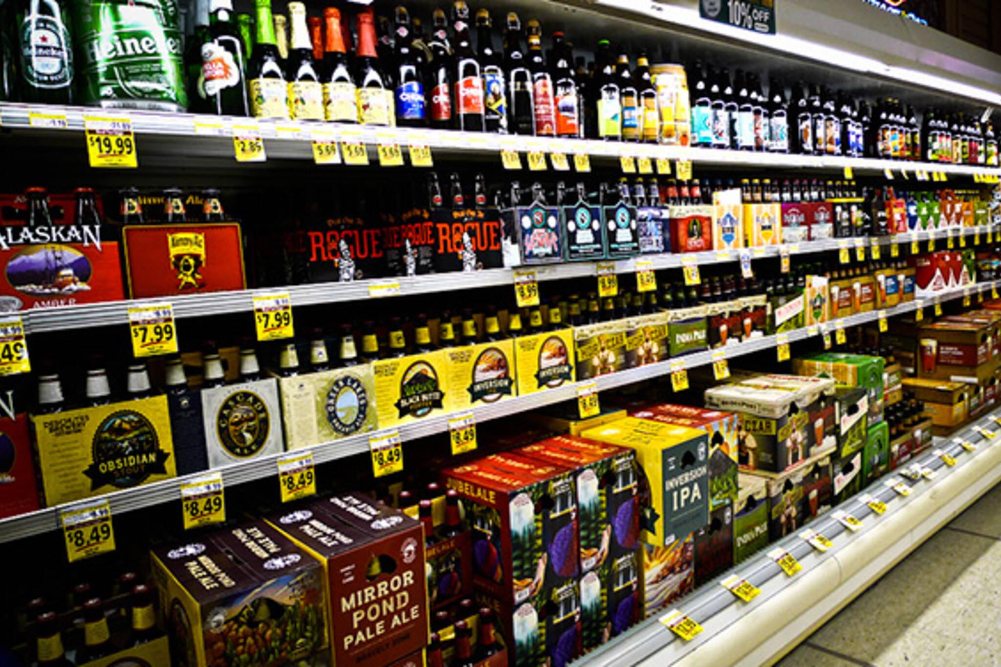 grocery beer toronto