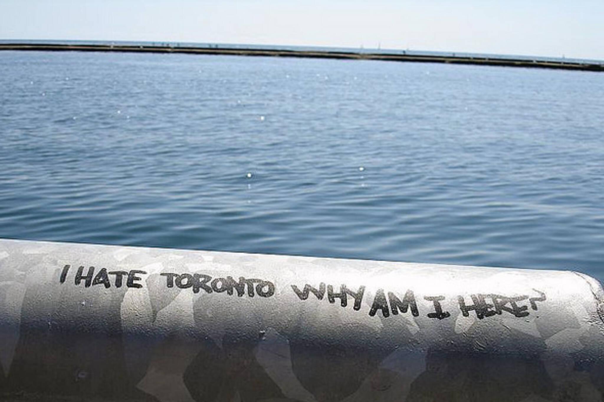 Toronto annoying