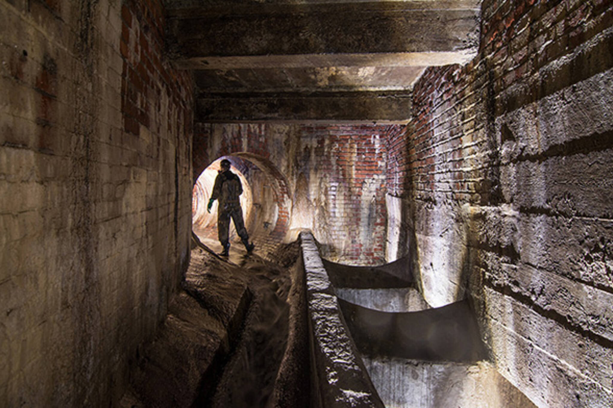 tunnel toronto