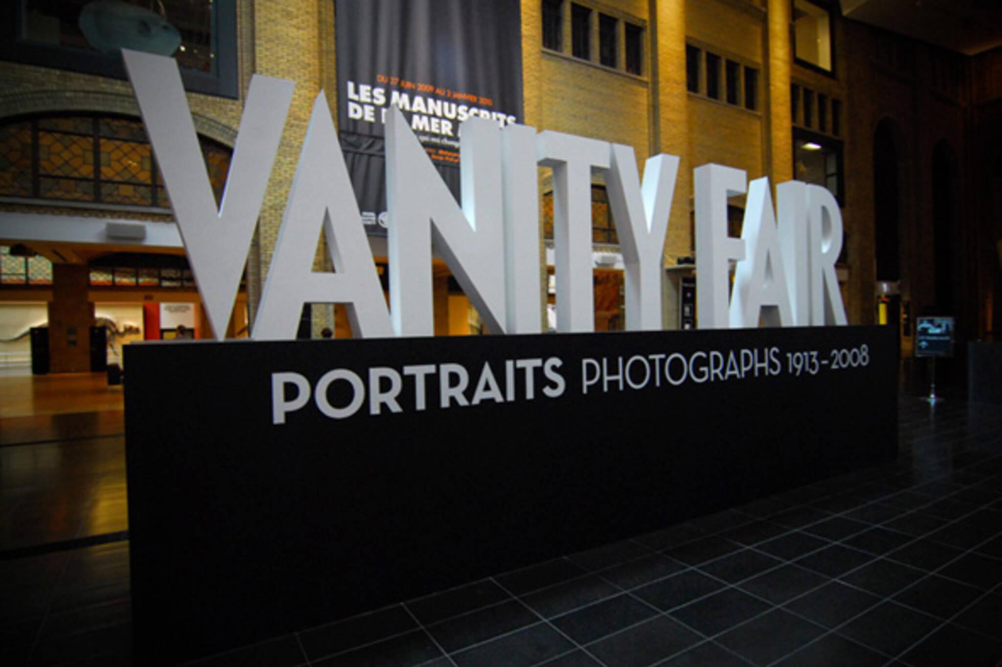 Vanity fair Portraits AGO