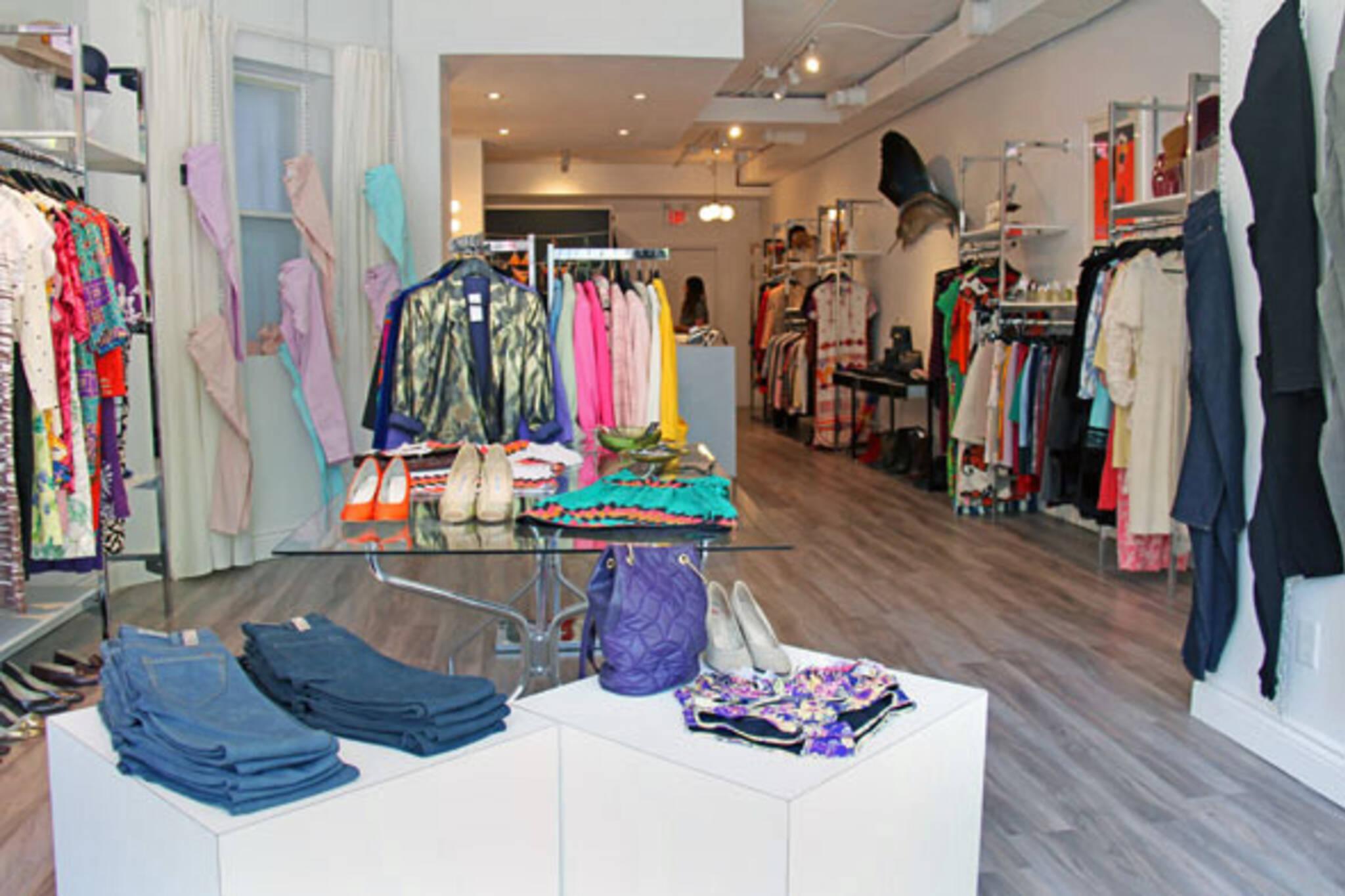 dundas west toronto boutique fashion