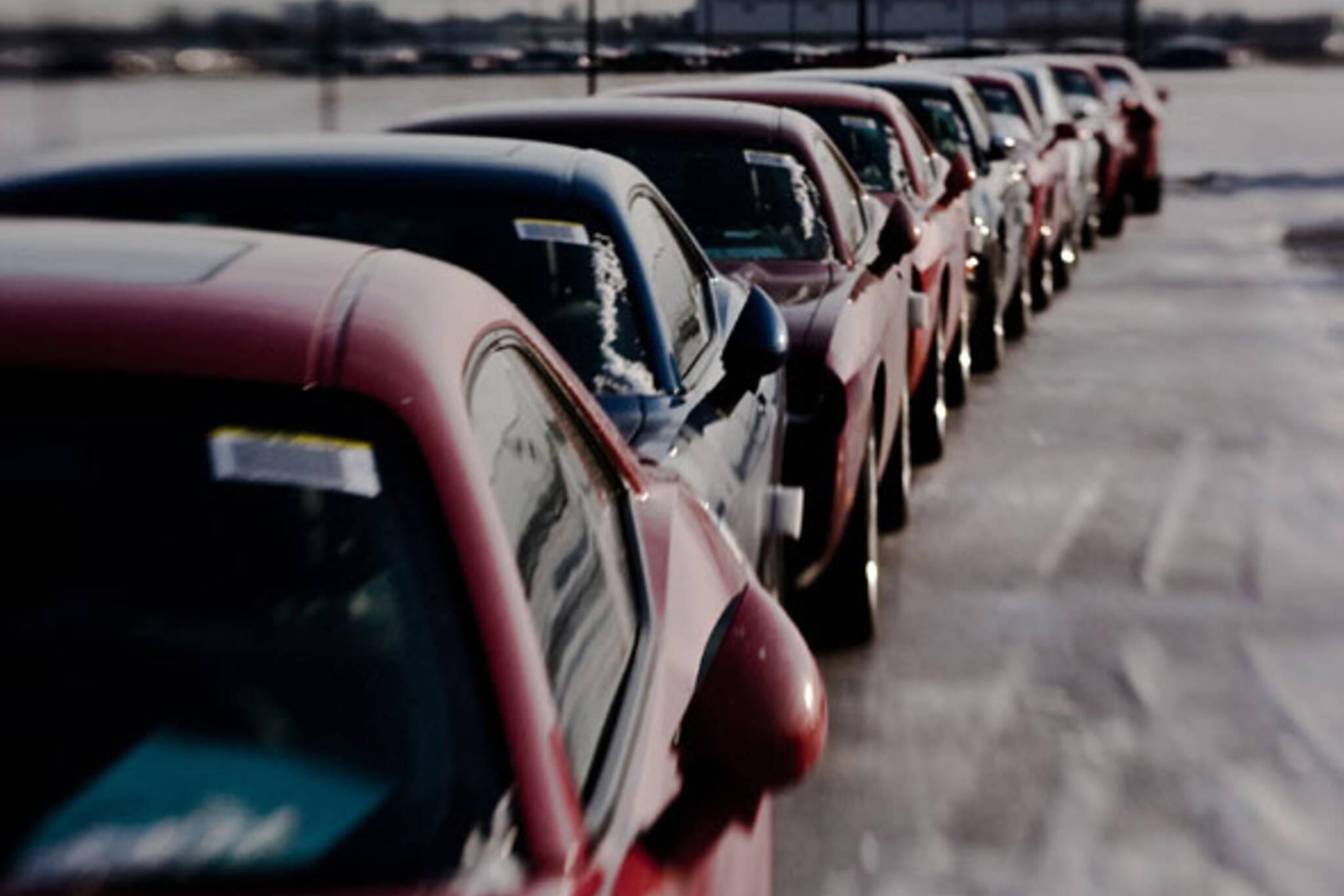 Downsview Parking