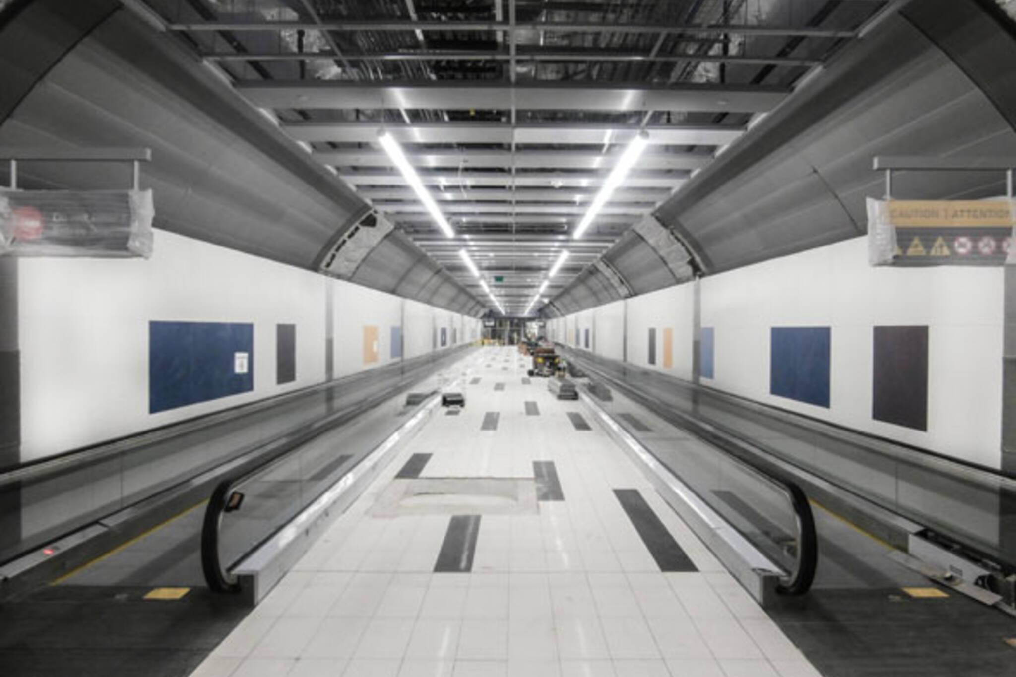 Island Airport Tunnel Toronto