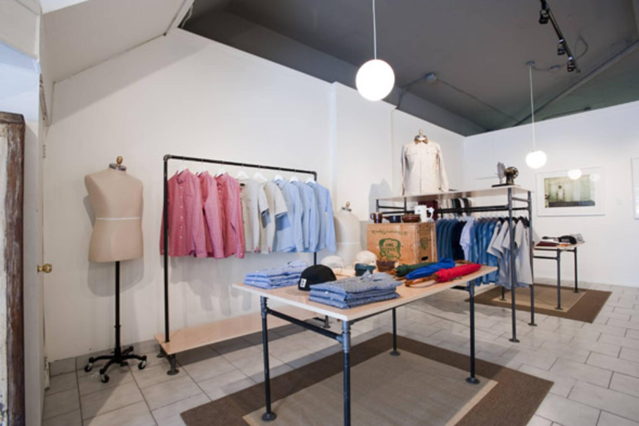 Men's boutique Junction Toronto
