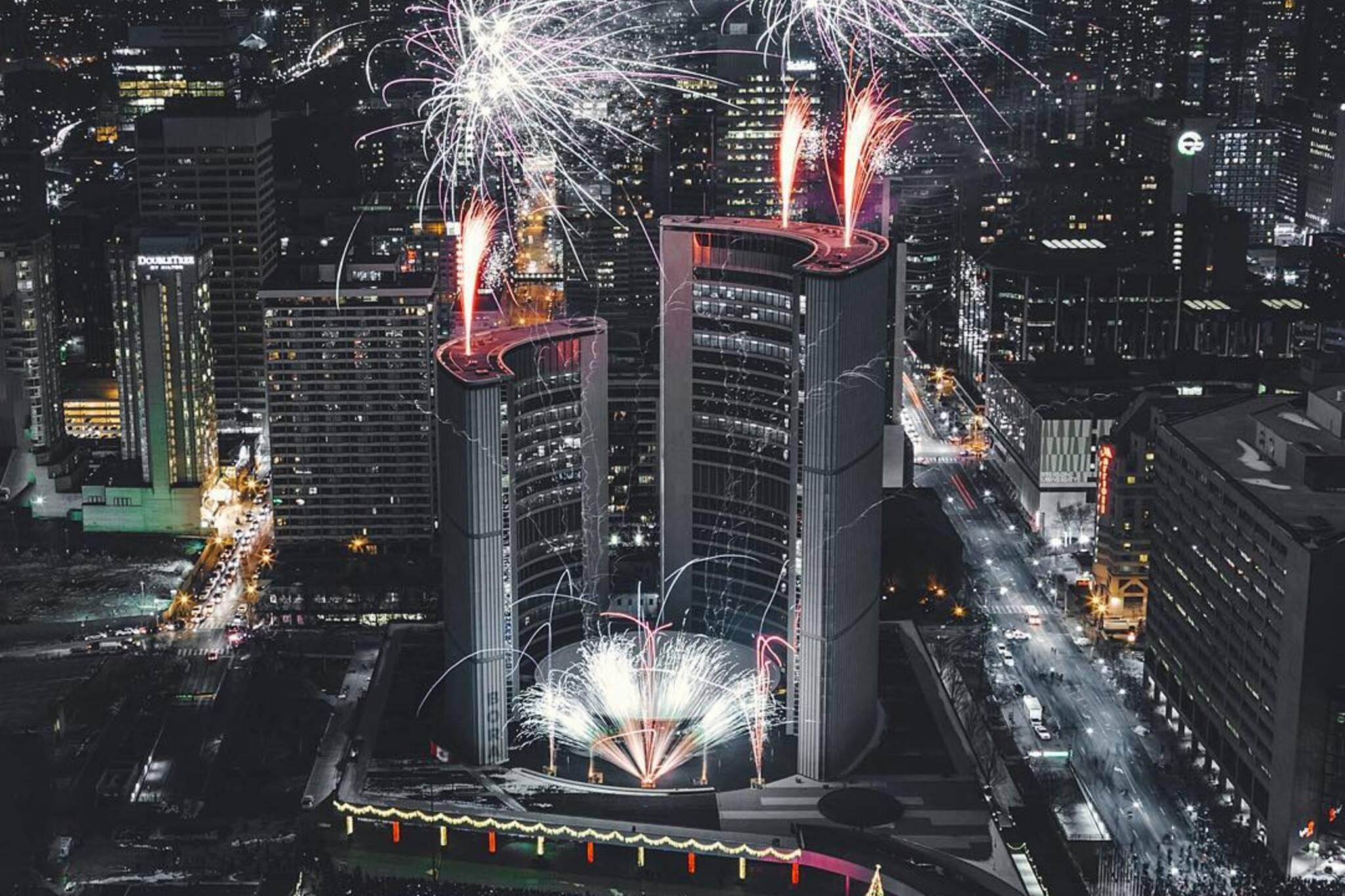 Toronto,New,Years