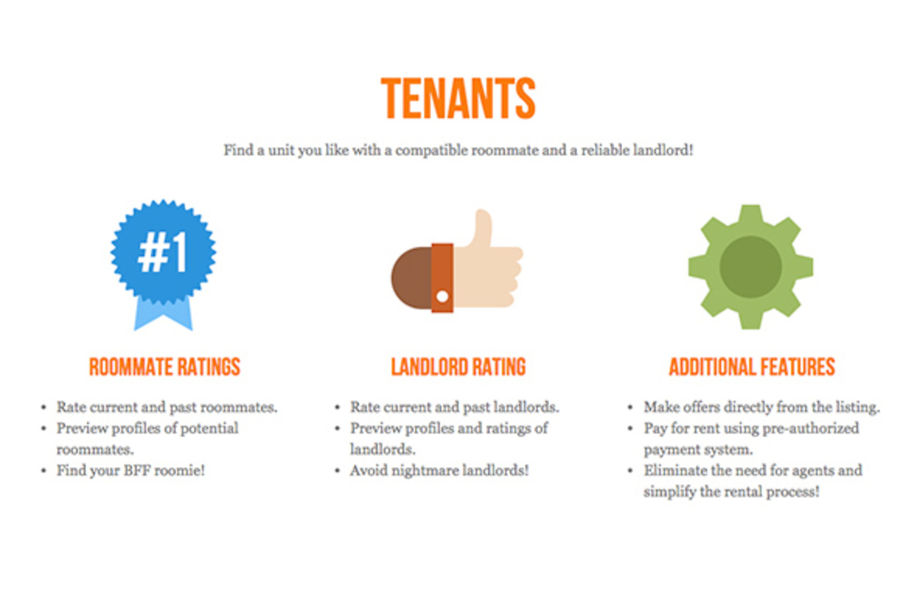 Toronto startup lets landlords tenants rate each other