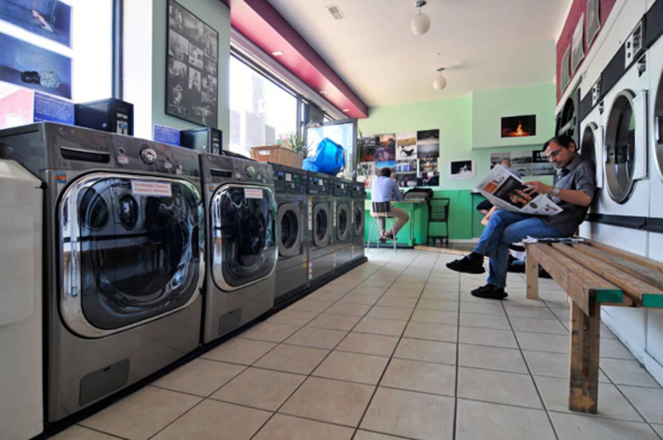 the laundromat - photo #10