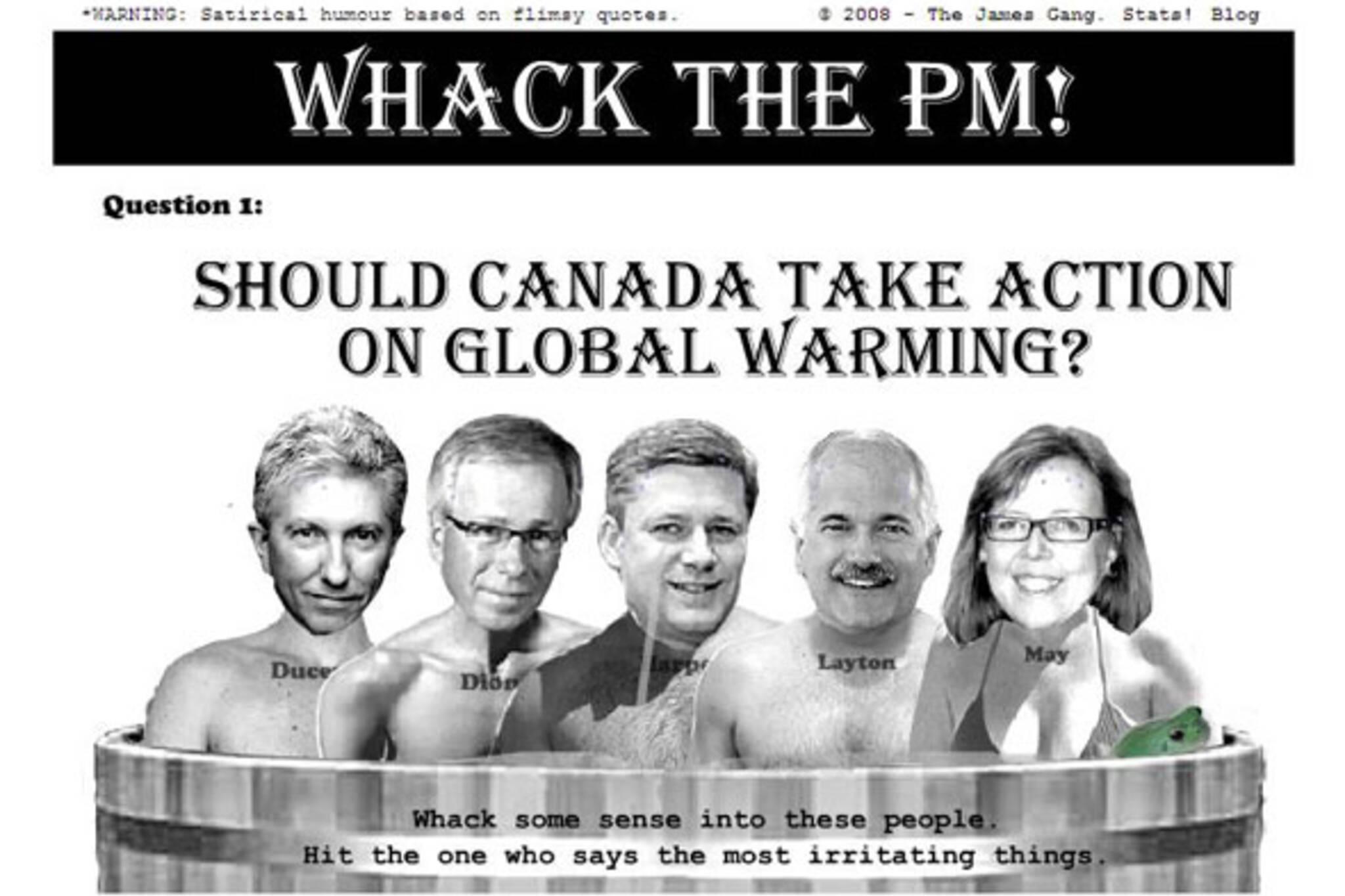 Predict Election Whack PM