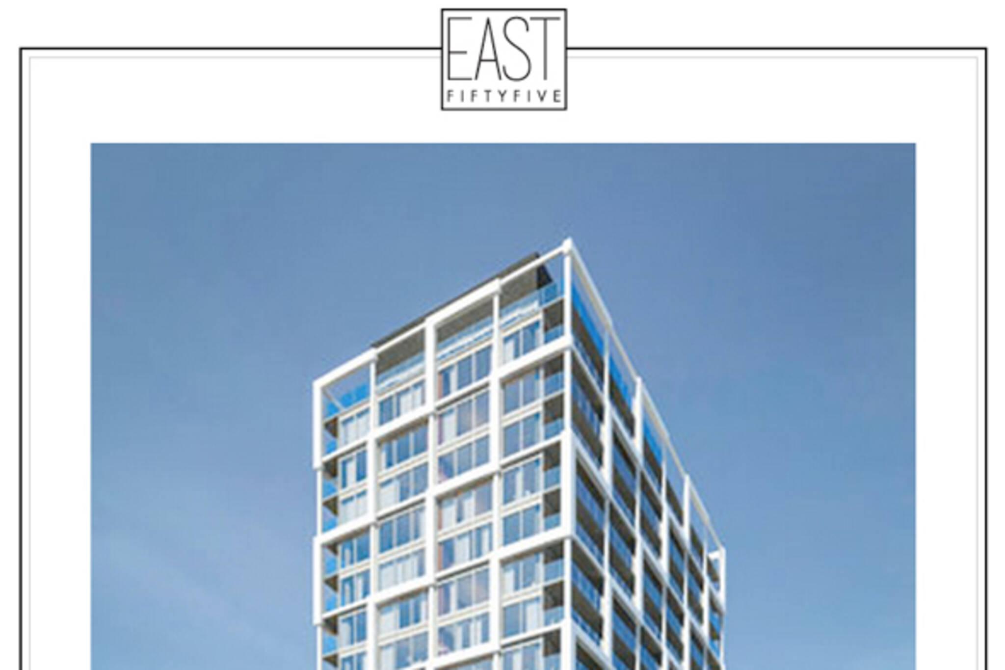 lower east side condo toronto