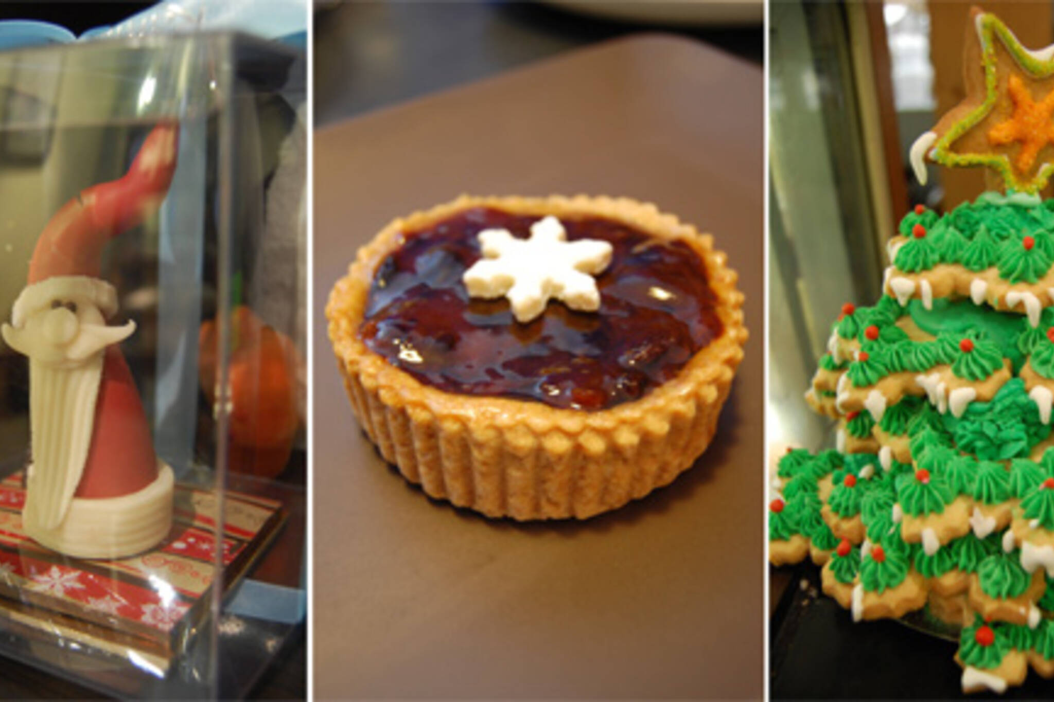 Toronto Bakeries christmas treats