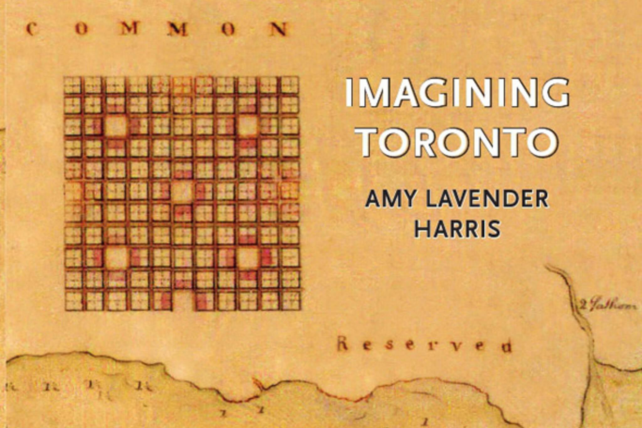 Imagining Toronto literature