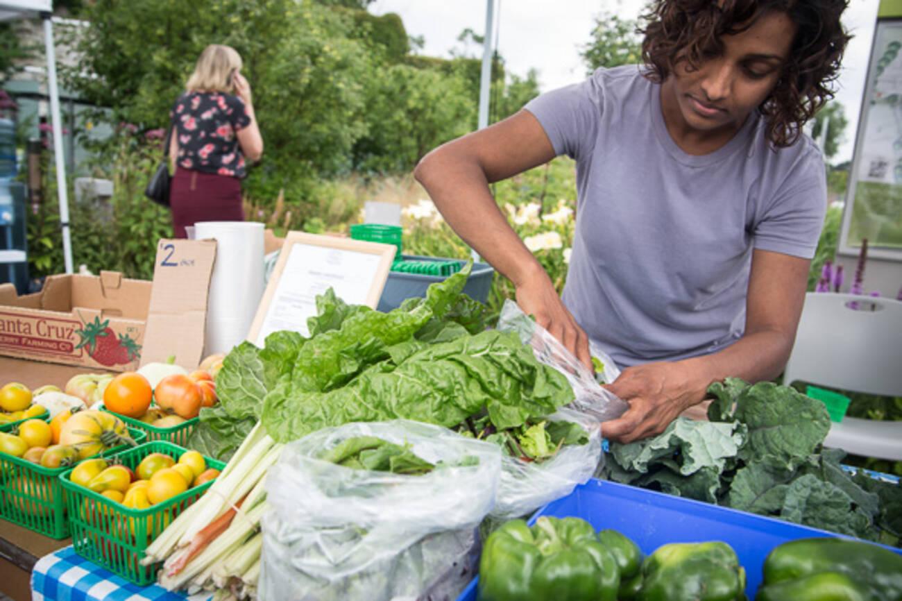 The Toronto Botanical Garden (TBG) Farmers' Market