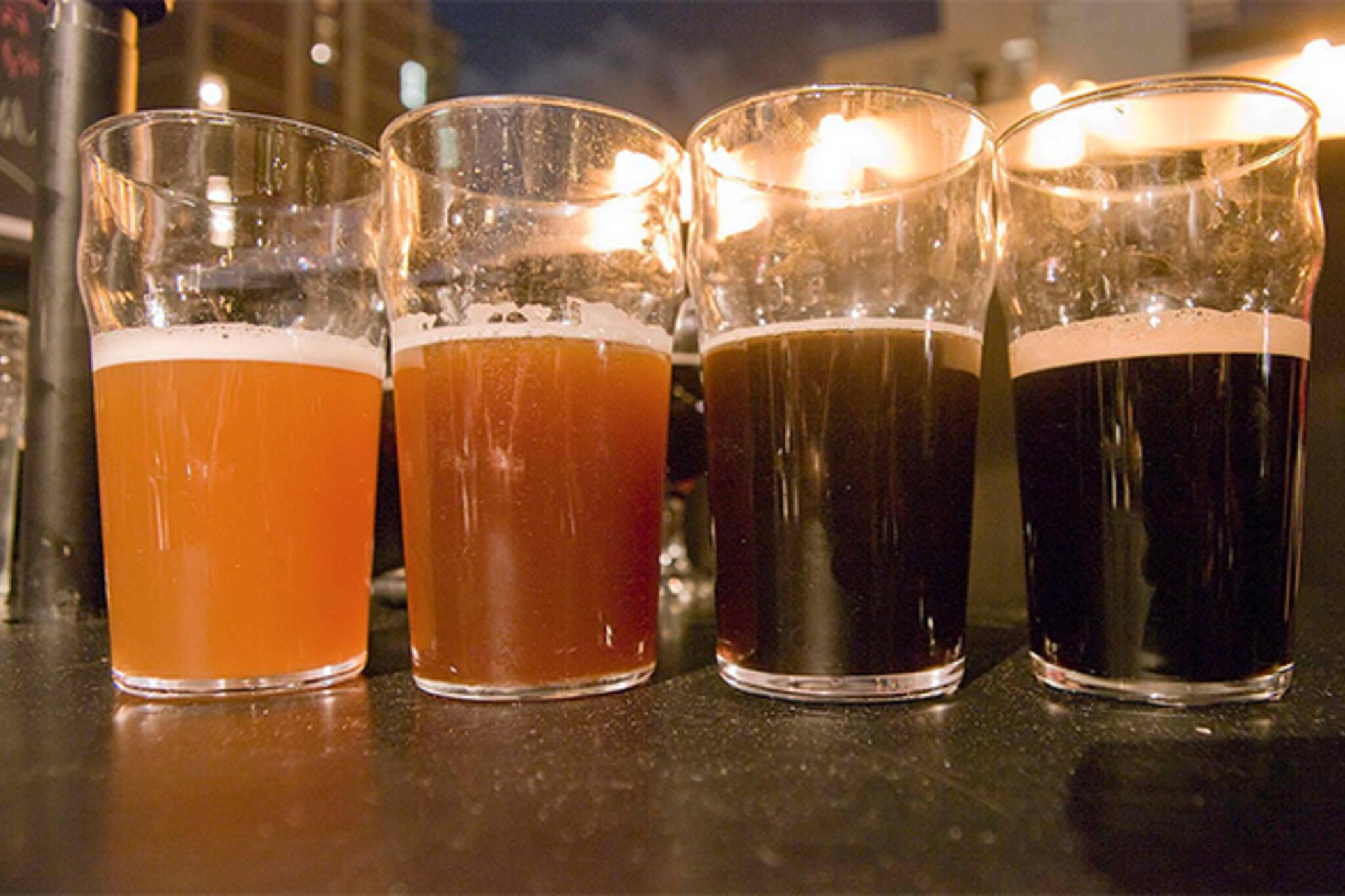 winter beer toronto