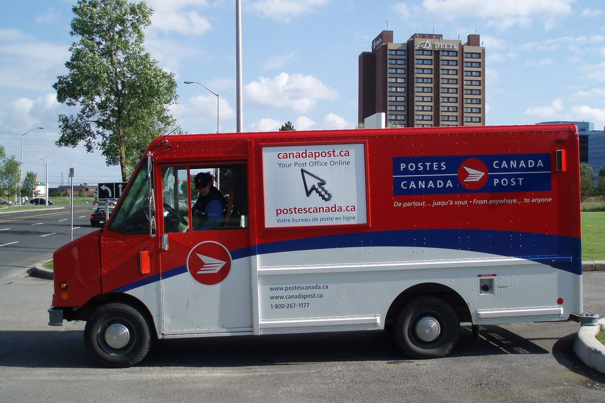 canada post retirement party
