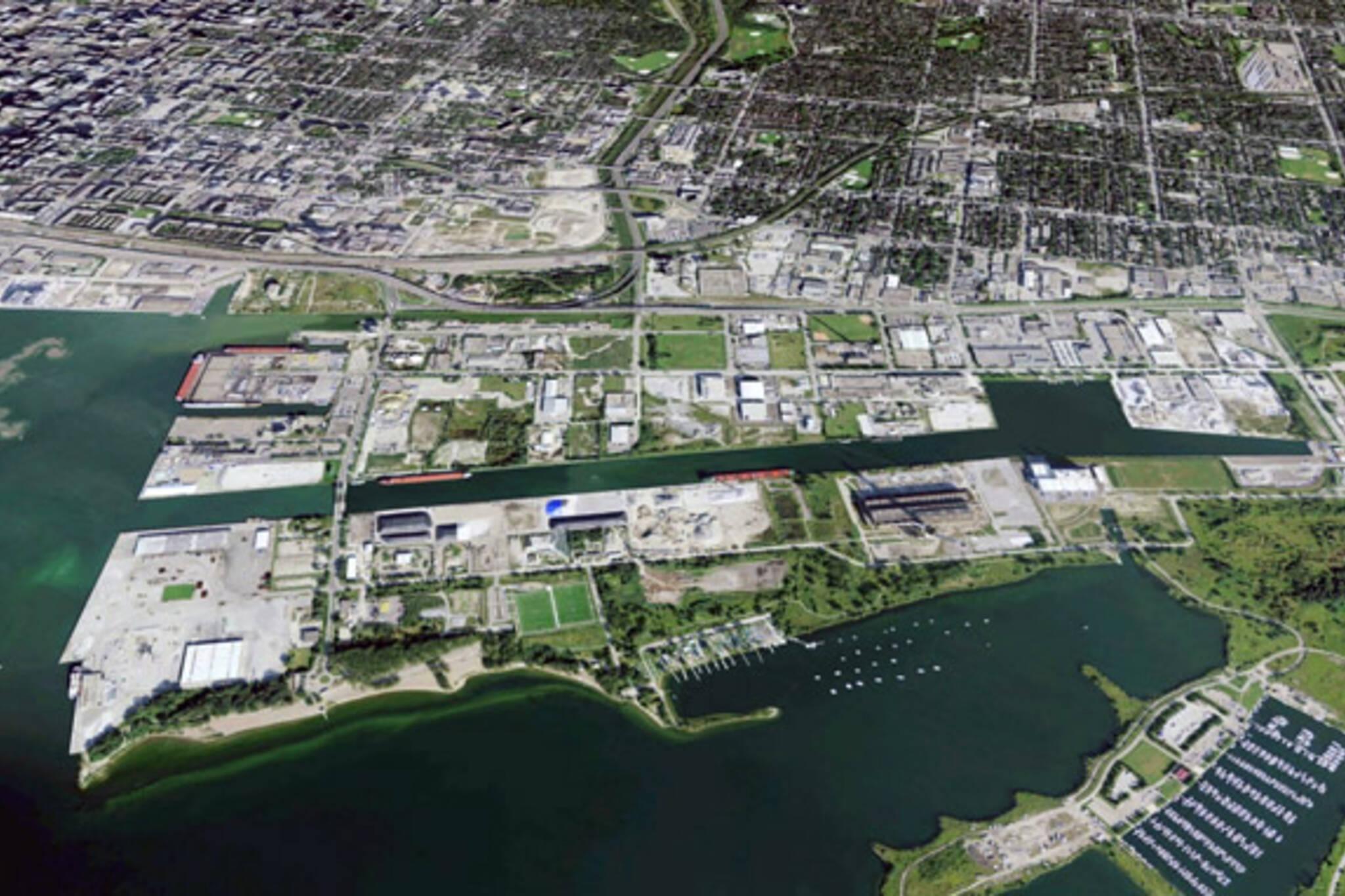 Open Letter Port Lands U of T