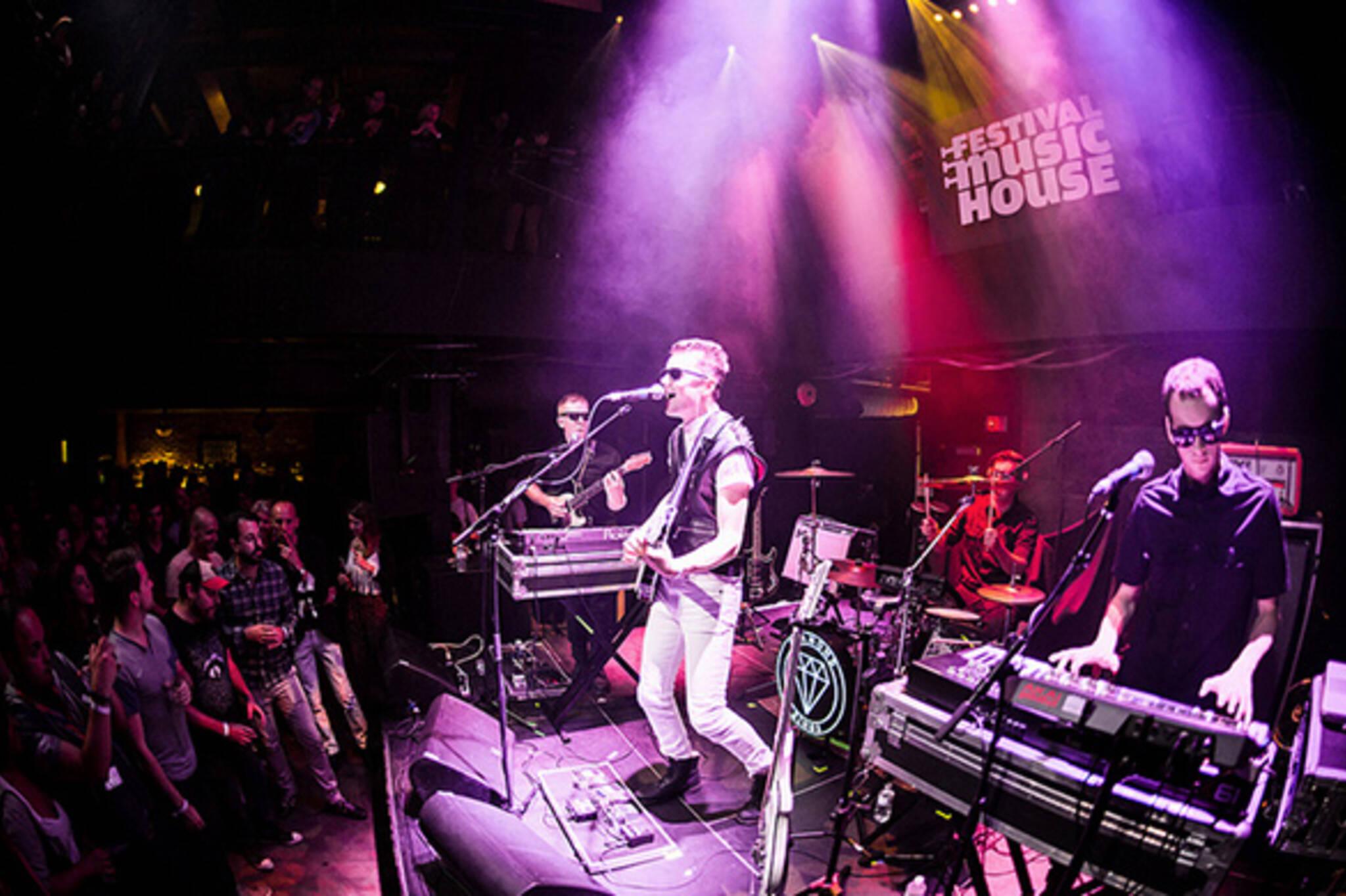 Festival Music House TIFF