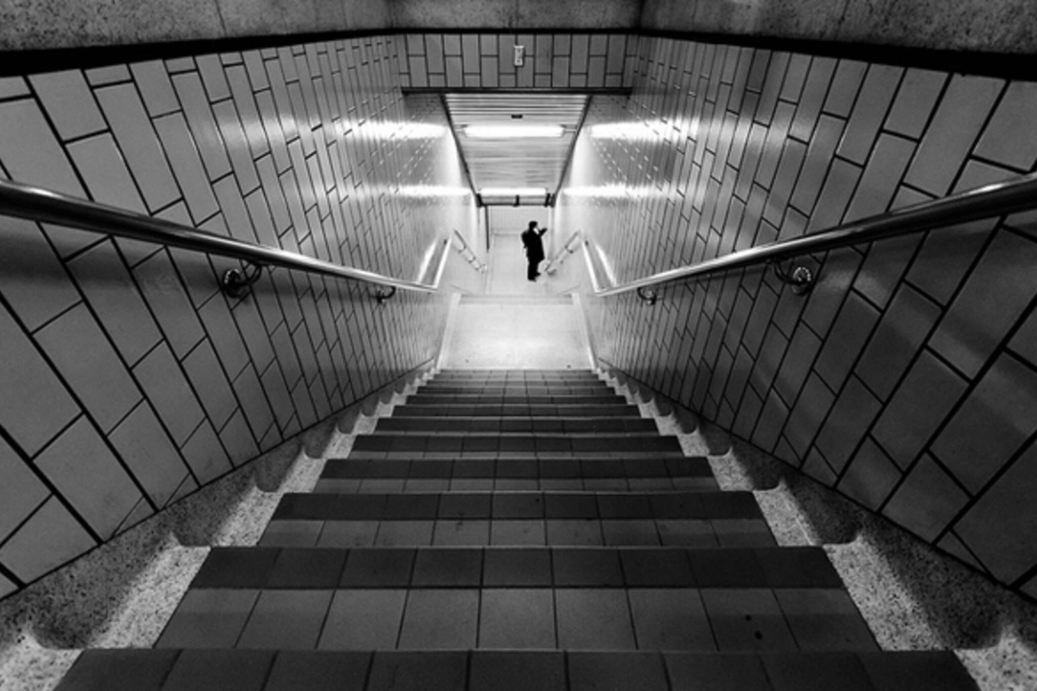 TTC Stairs