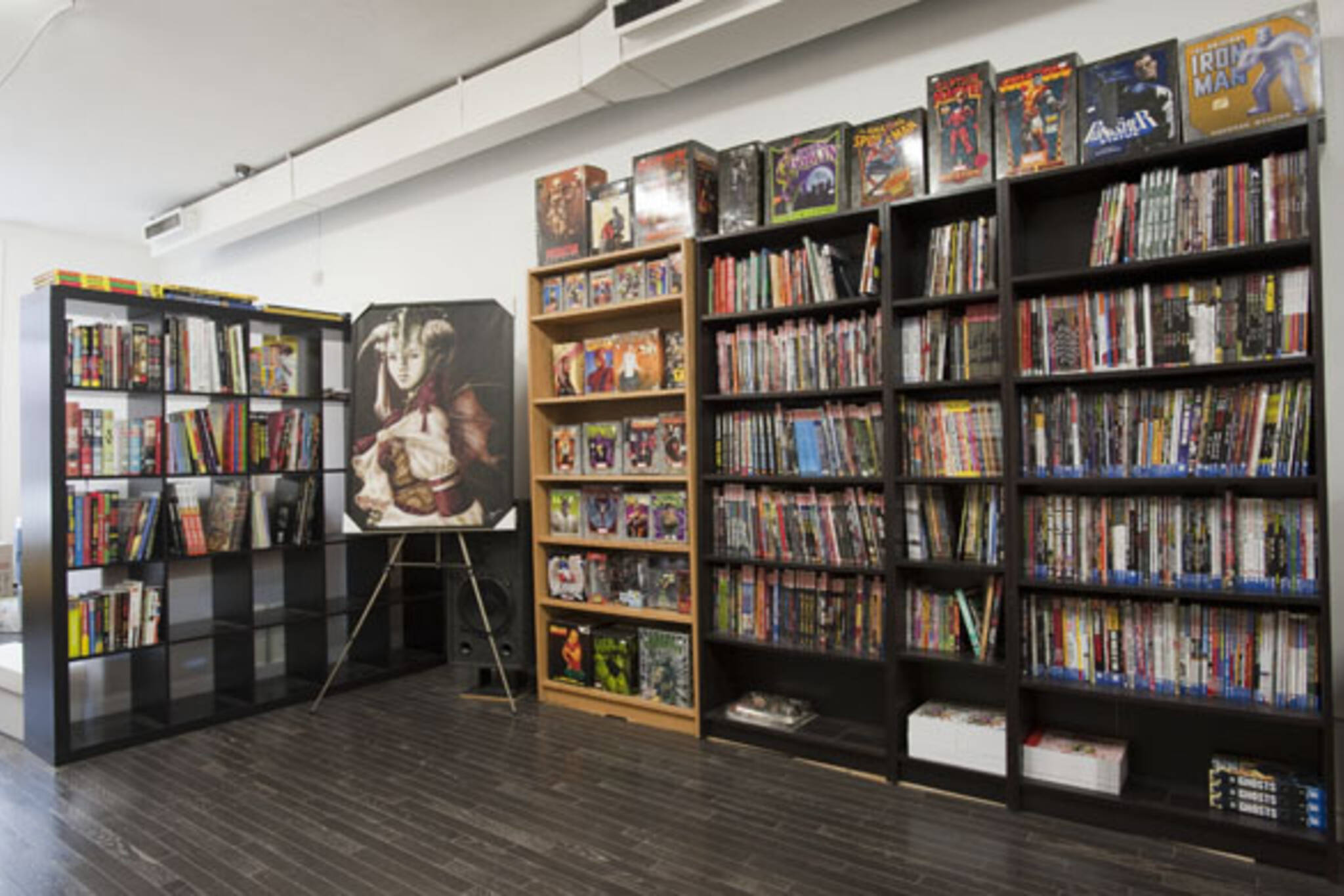 local comics shops toronto