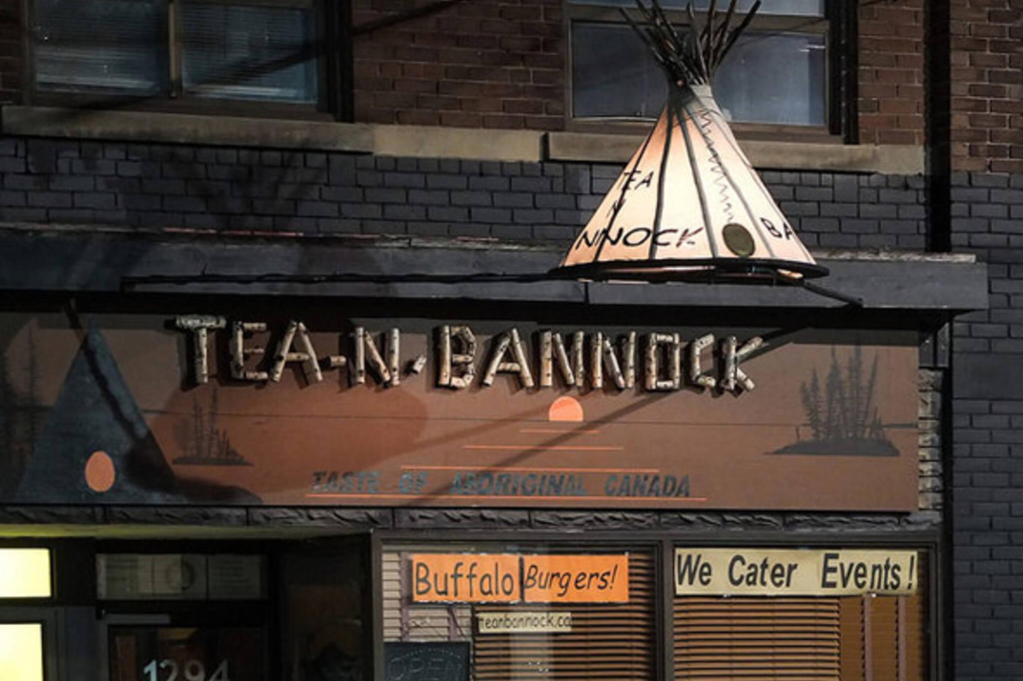 tea n bannock