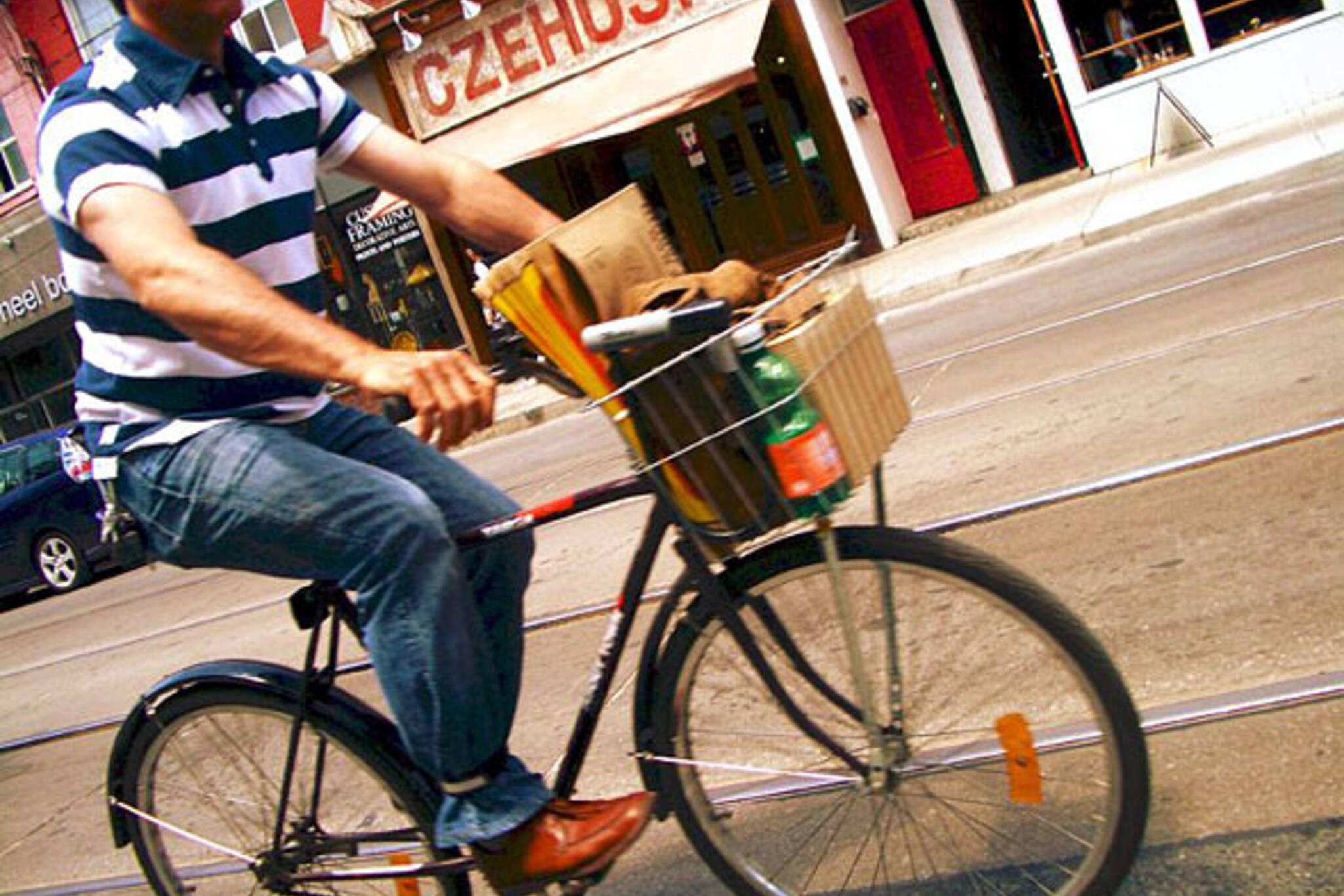 West End Bikeways Needed