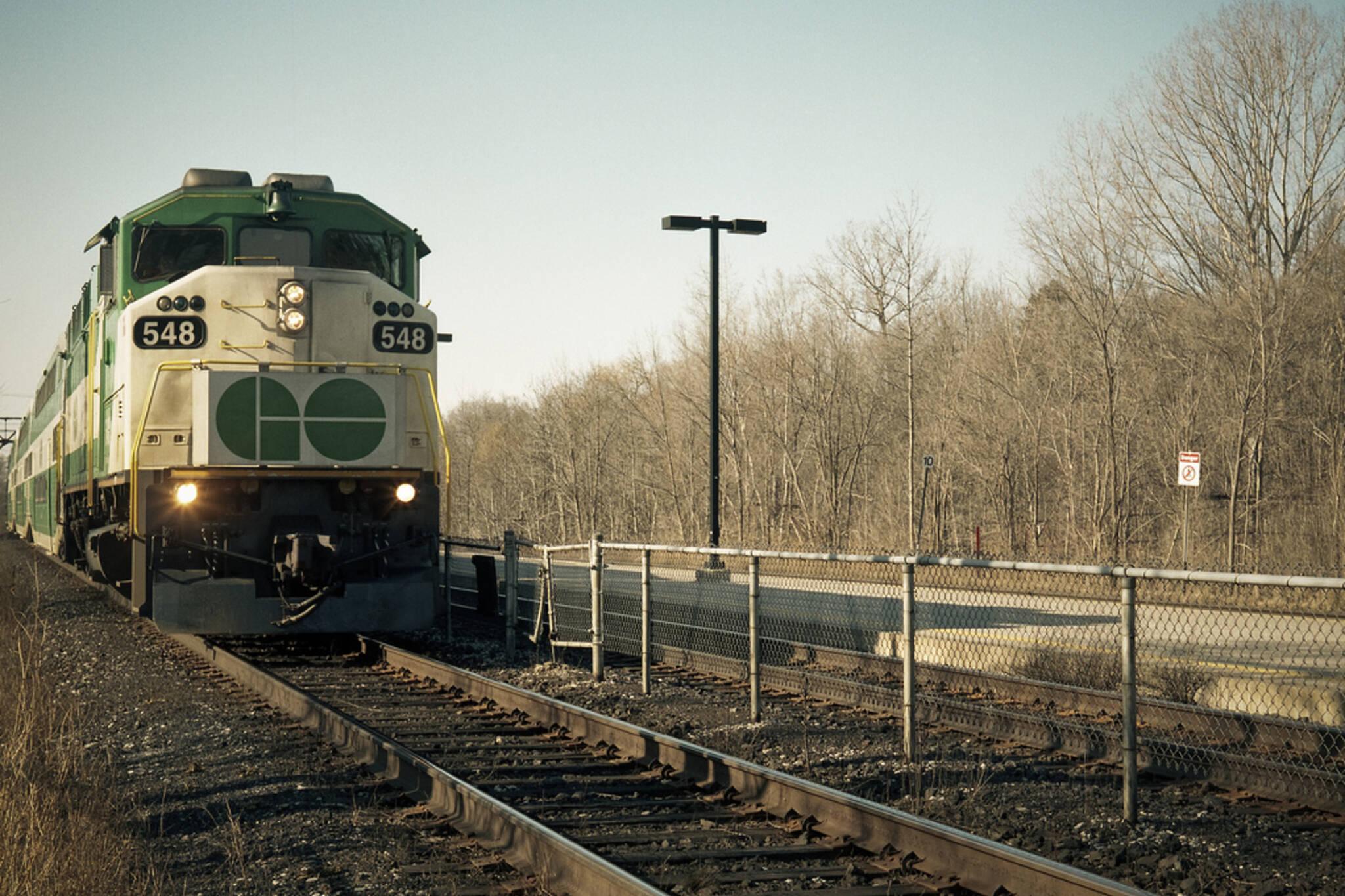 Go Train by zindustries