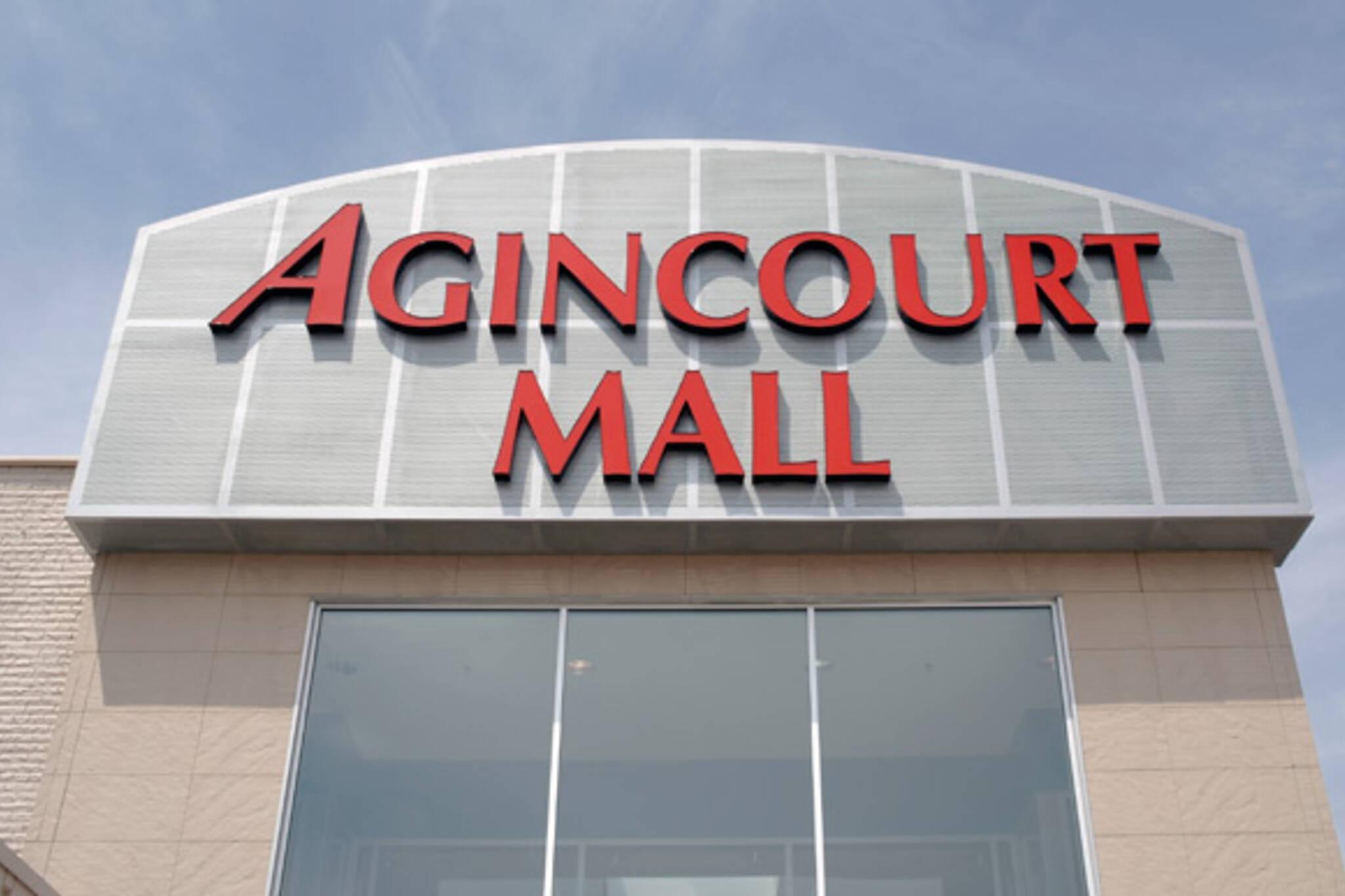 Agincourt Mall Toronto Makeover