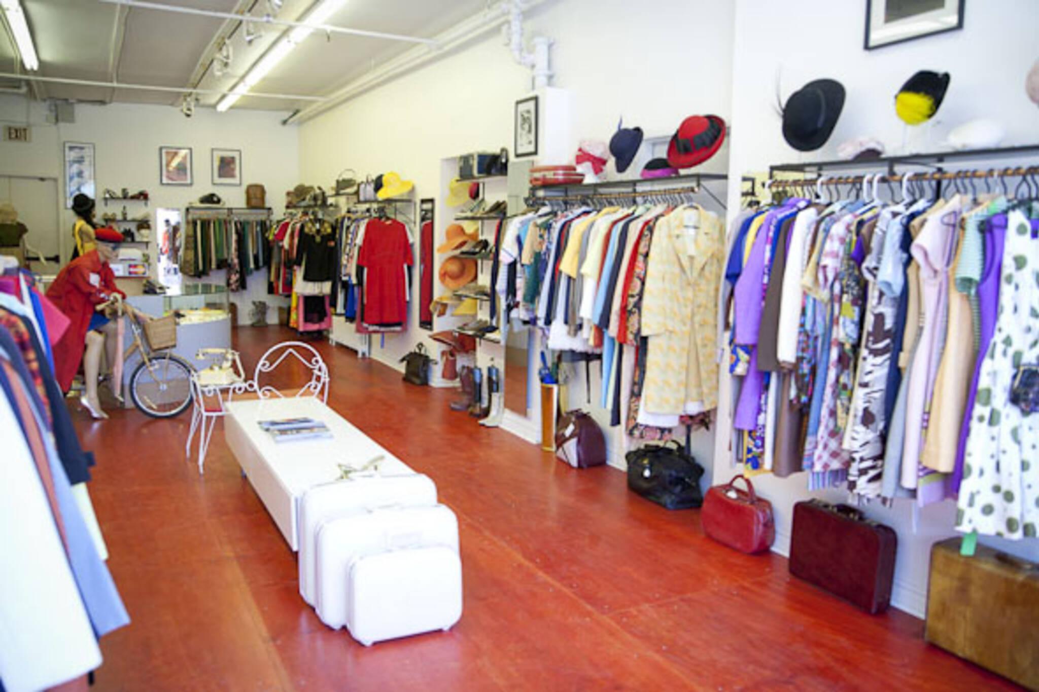 Vintage Annex Toronto clothing