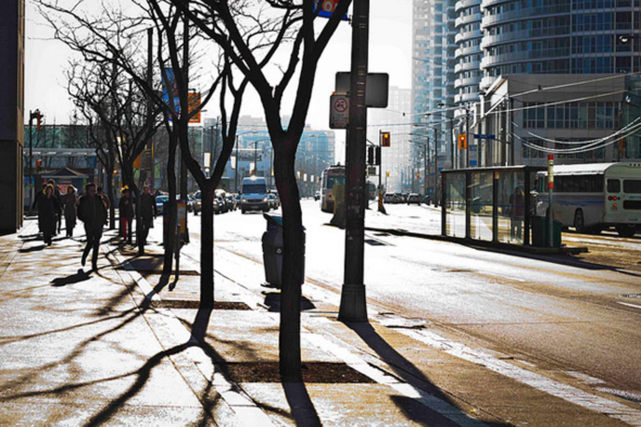 Toronto Street Spring
