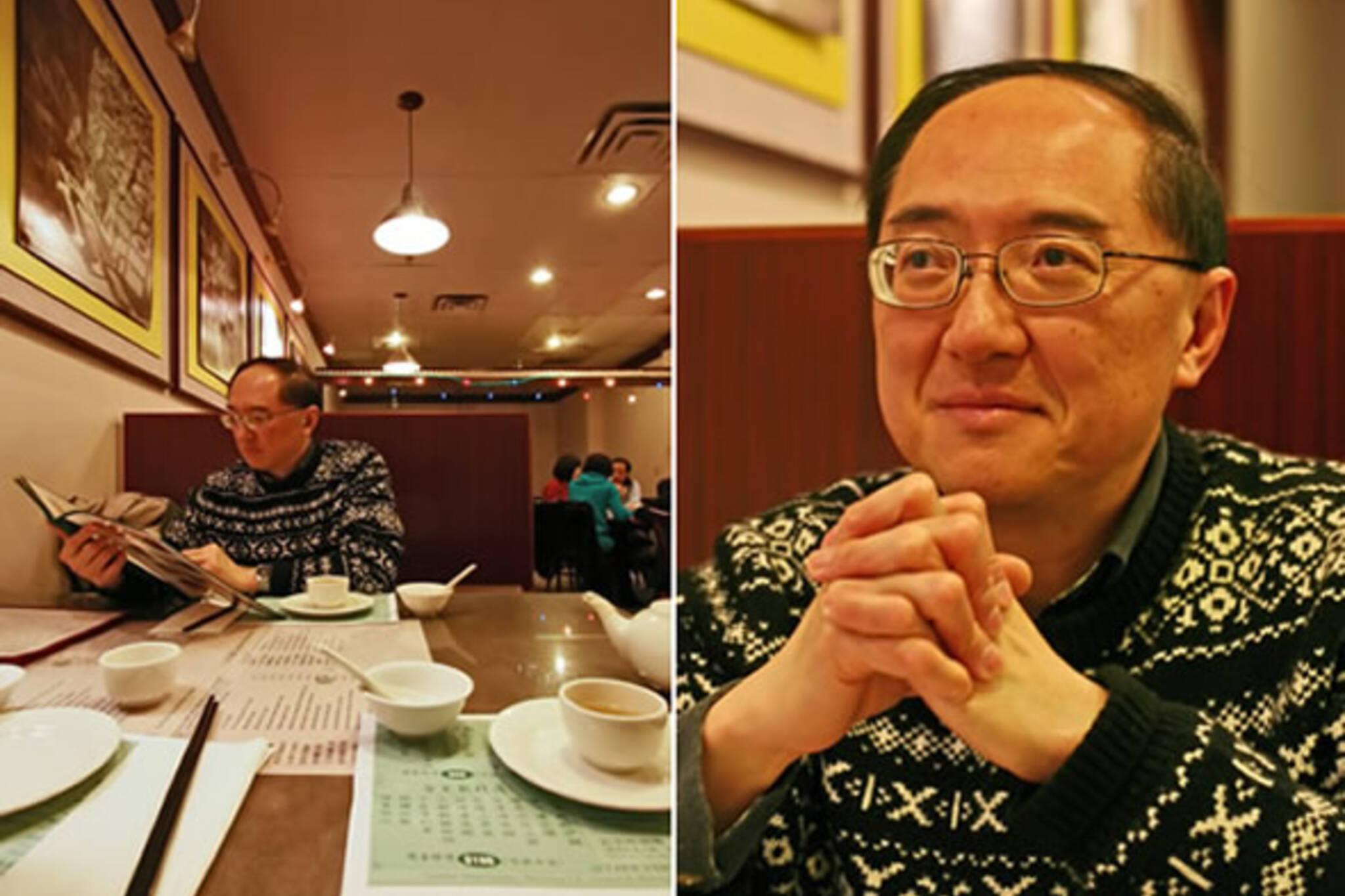 Locavore: Charles Yu
