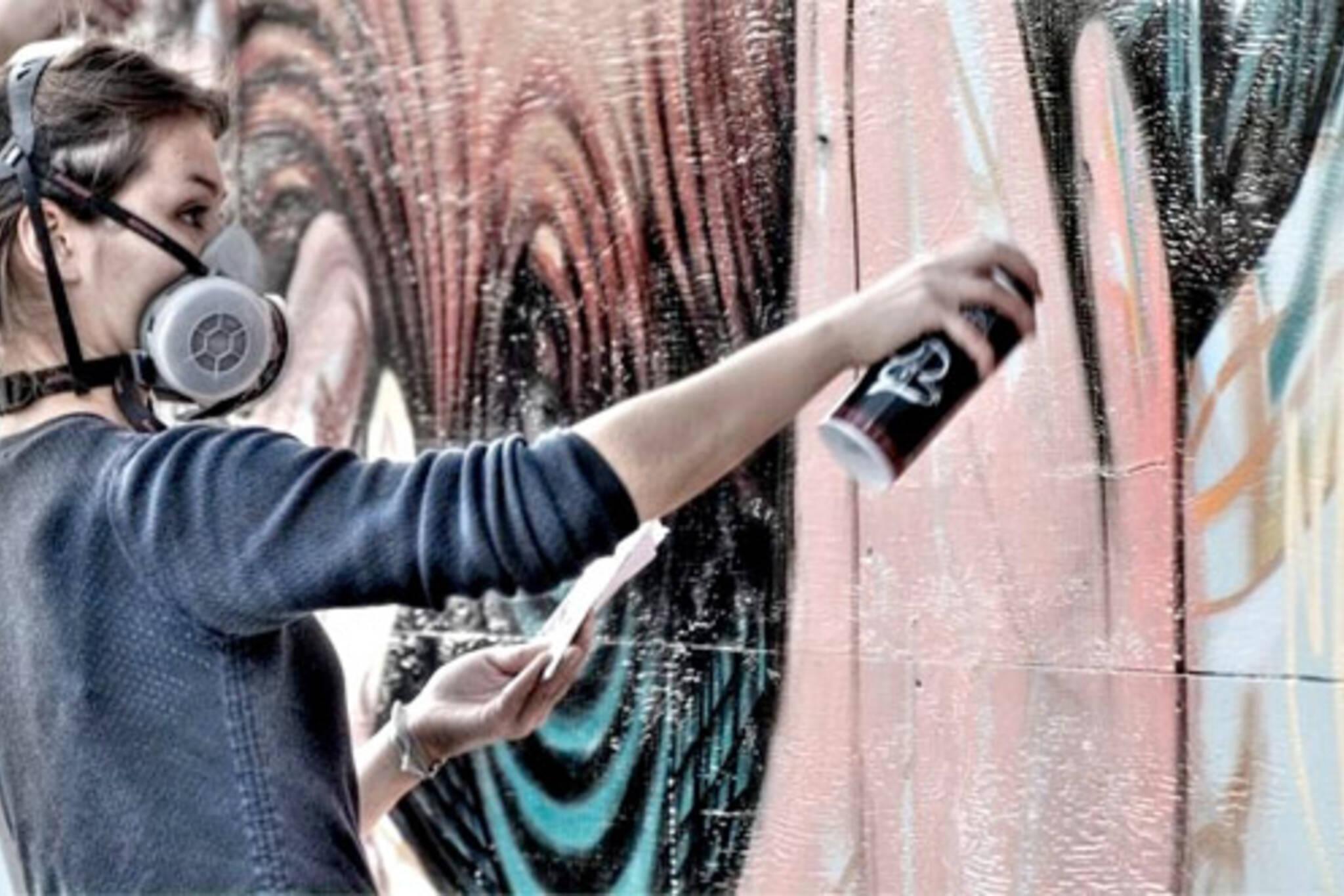 toronto graffiti artist