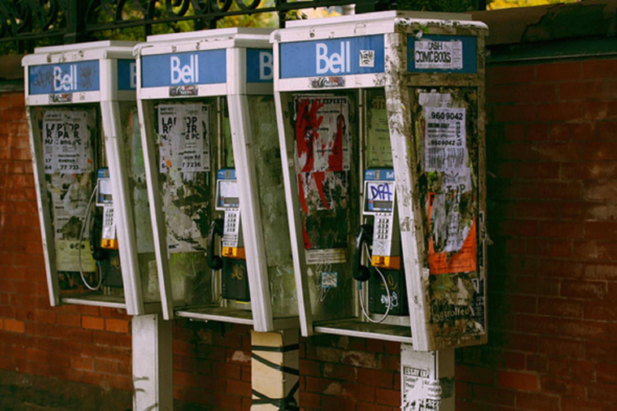 telephones Bell Toronto