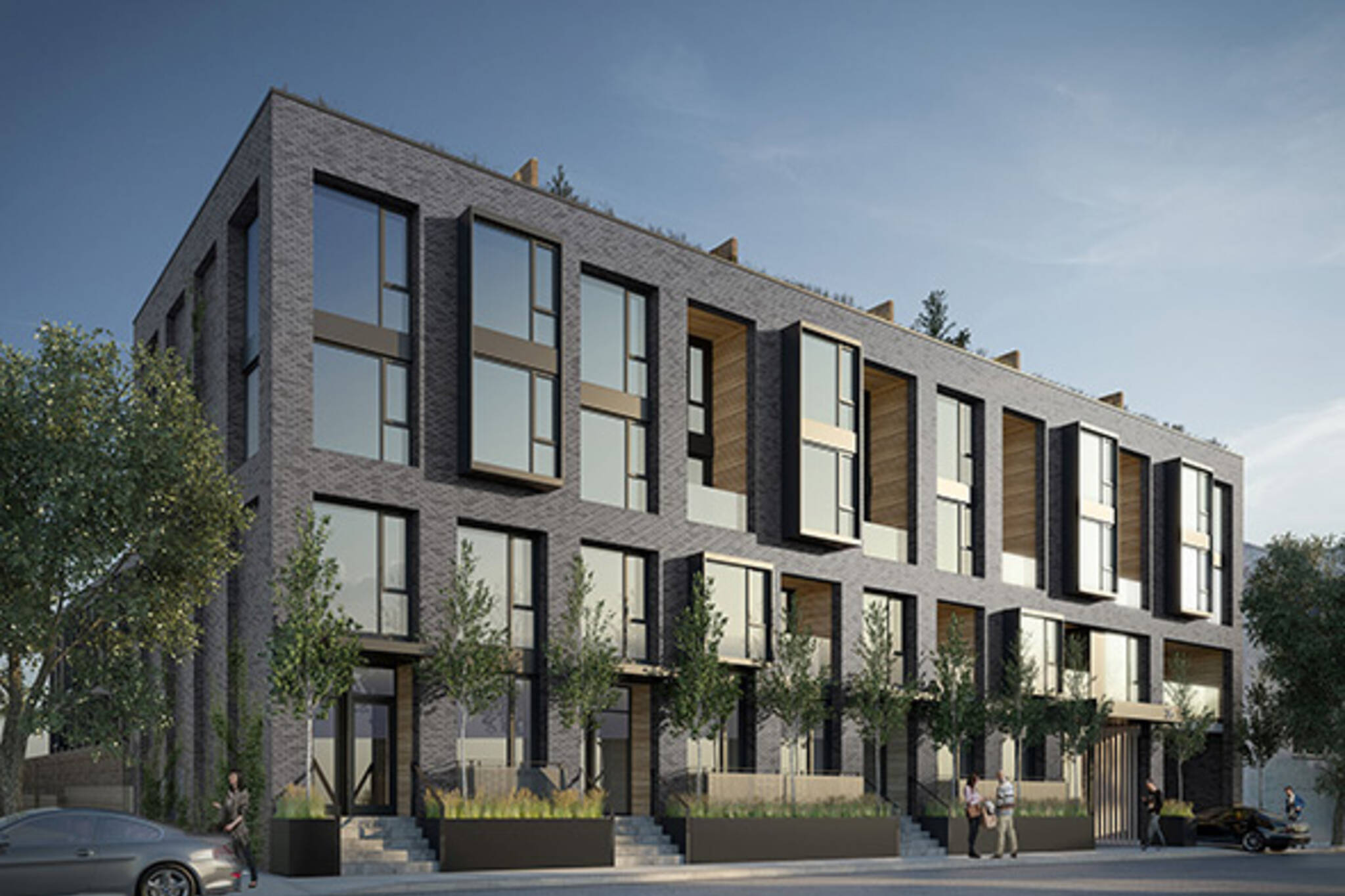 The top 5 new townhouse projects in toronto for 3 story townhome plans