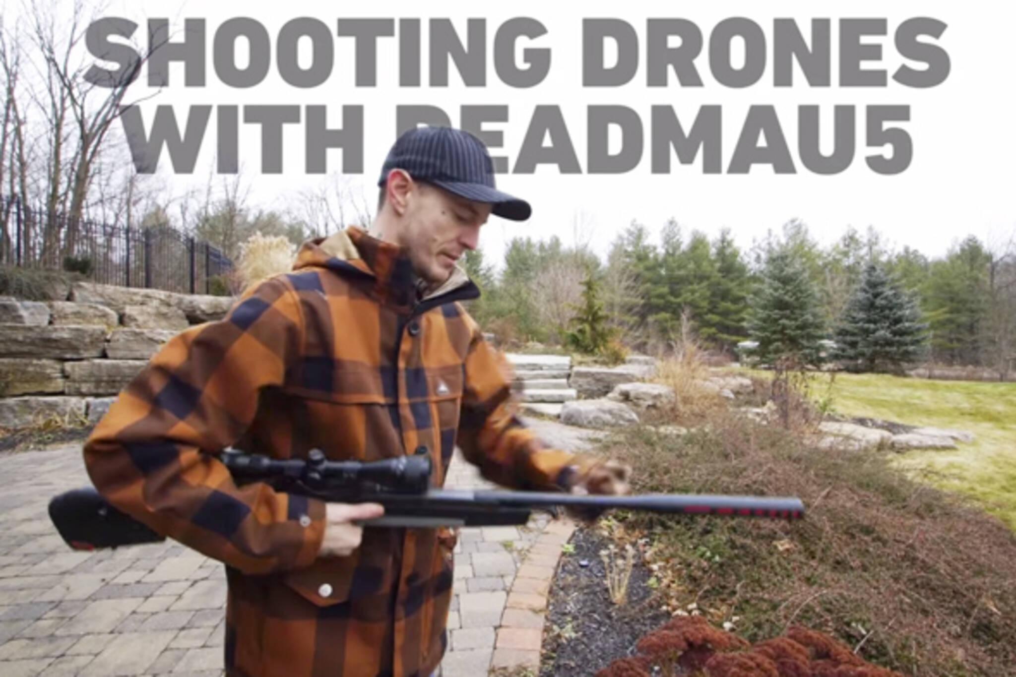 deadmaus drones