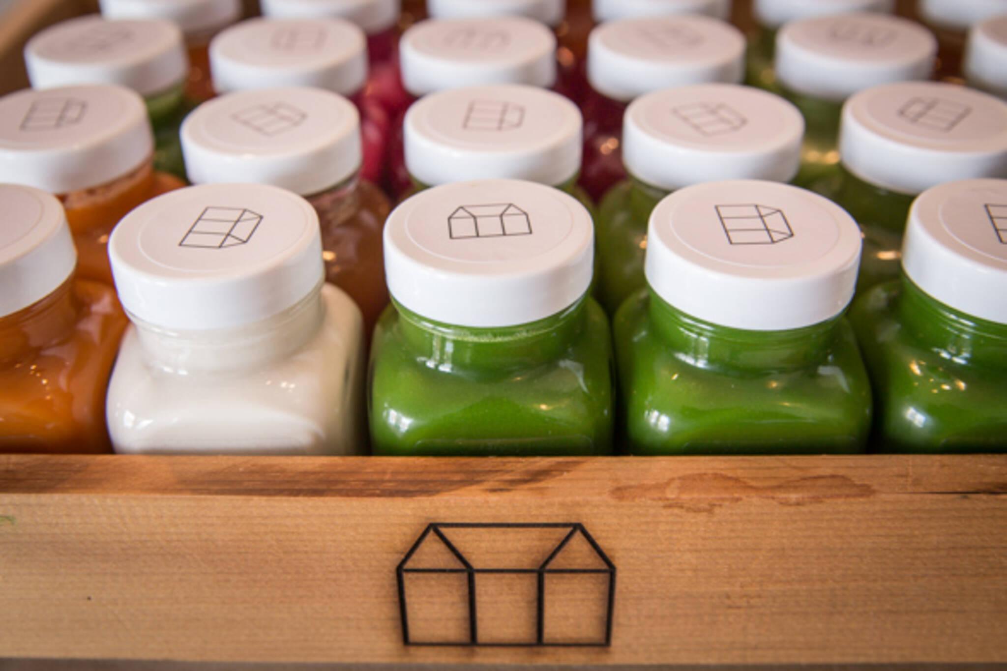juice cleanse toronto