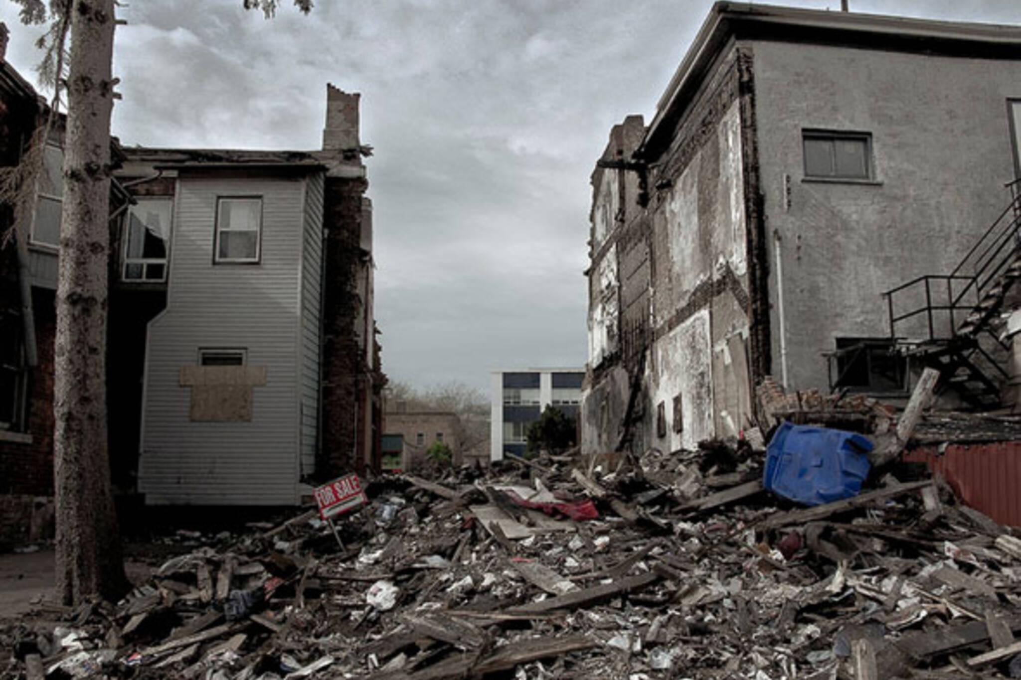 toronto demolition