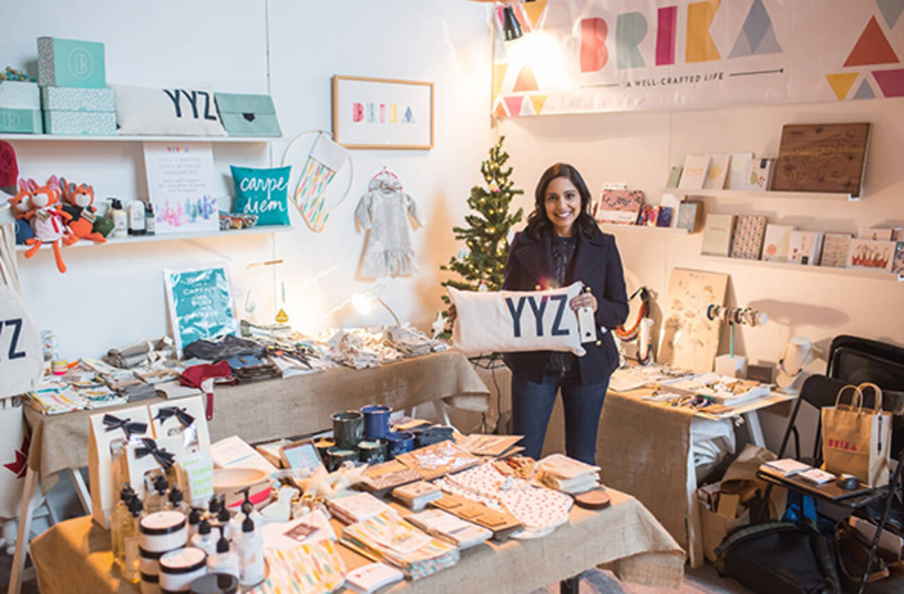 Holiday craft shows and pop ups in toronto for 2015 for Stay at home craft jobs