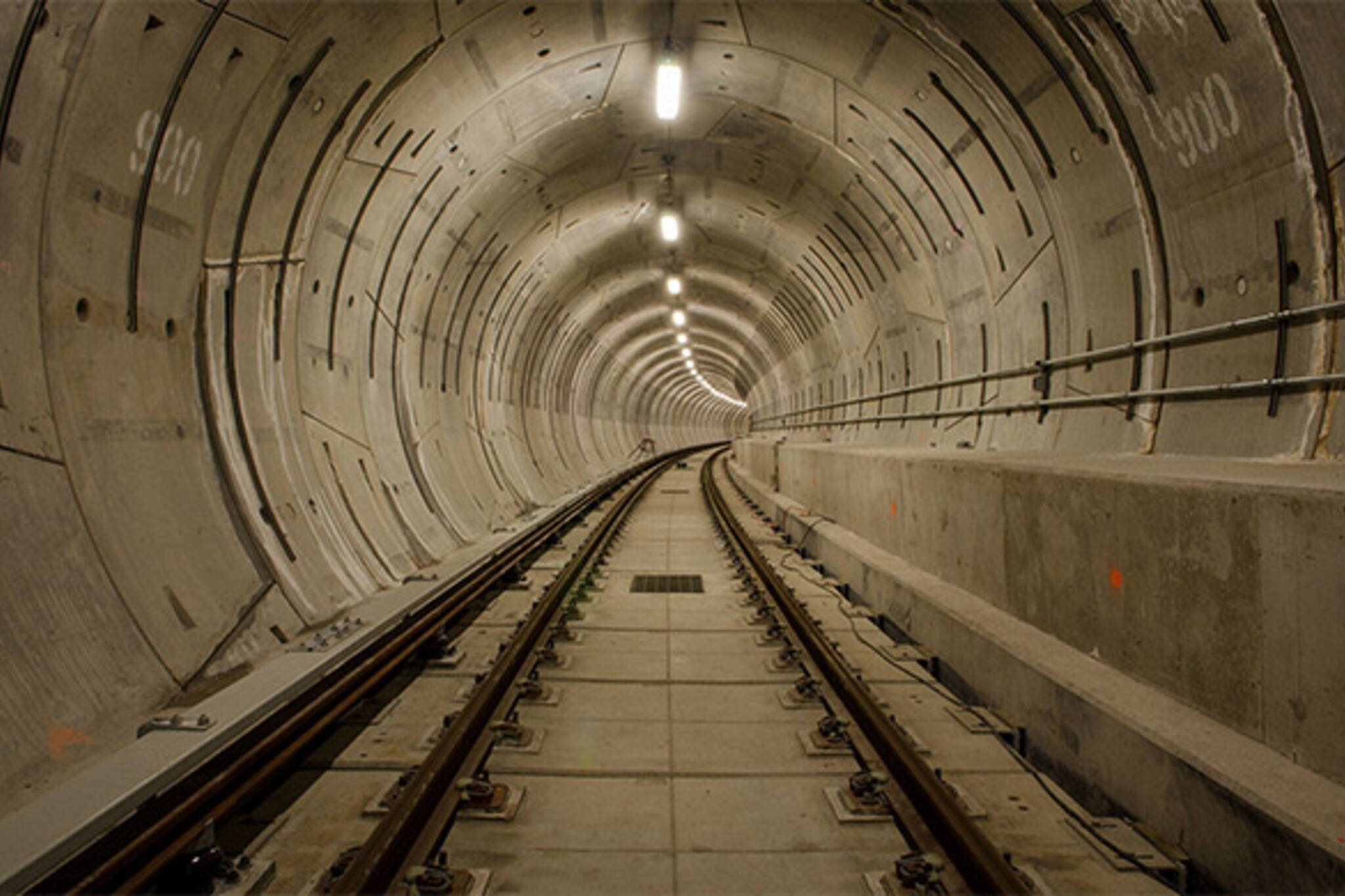 TTC tunnel